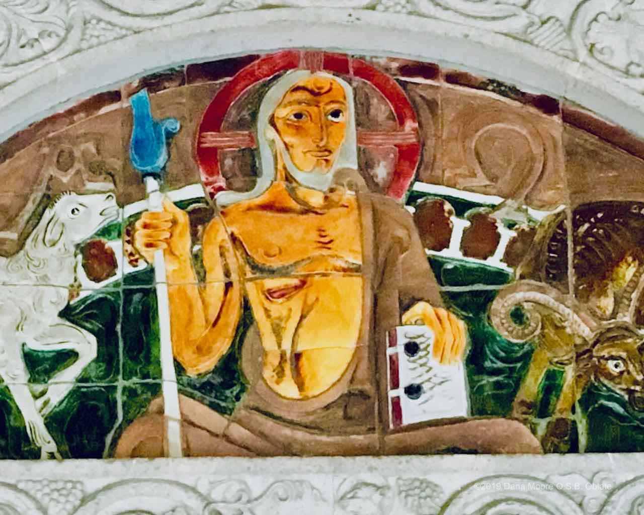 Jesus in Lotus