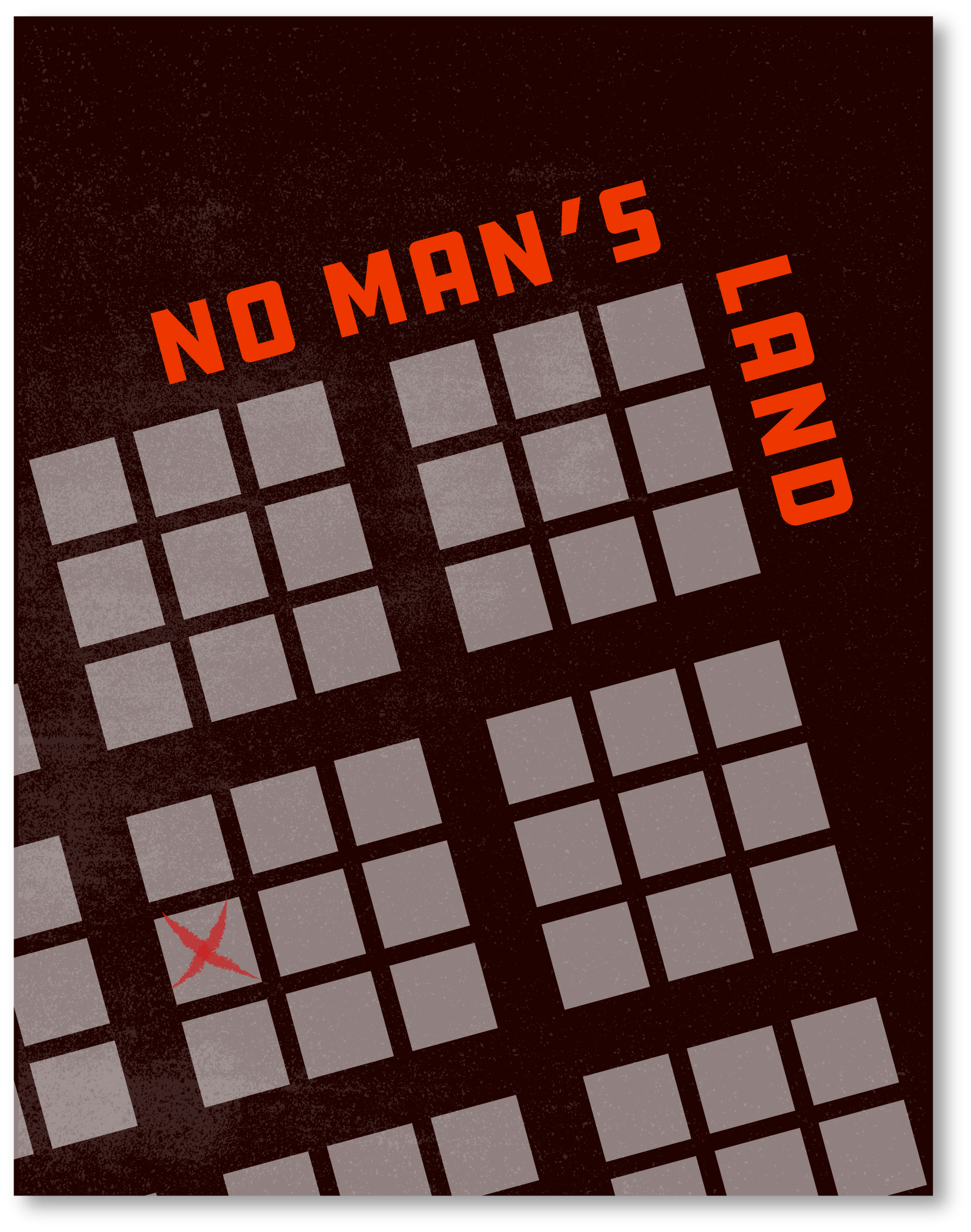No Man's Land /  Board Game In playtest. Ask to play in person!