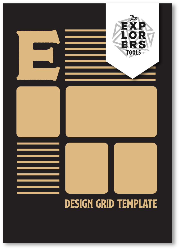 Explorers Grid Template /  Tools In editing. Will be published on Explorers.