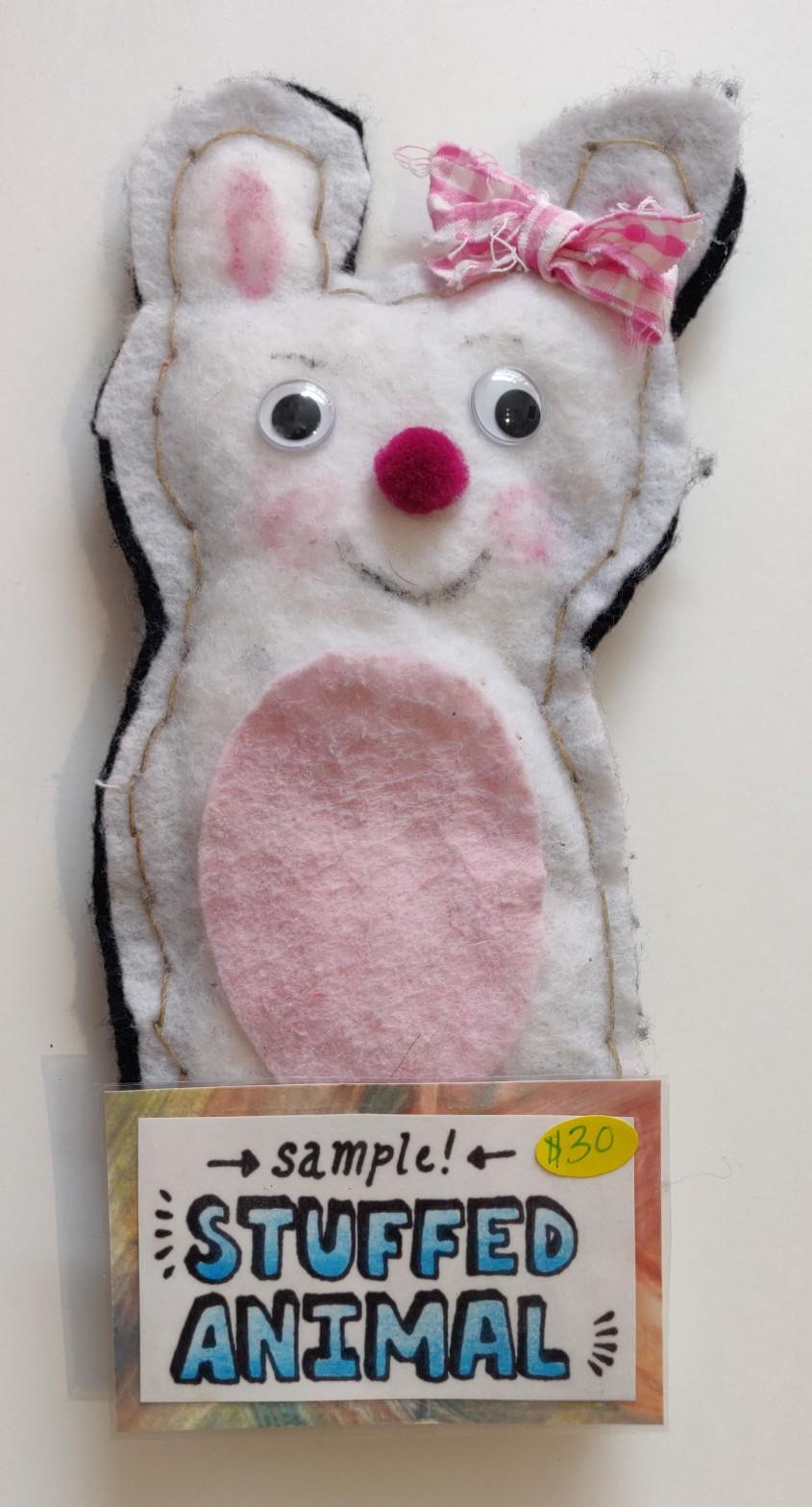 DIY Stuffed Animal
