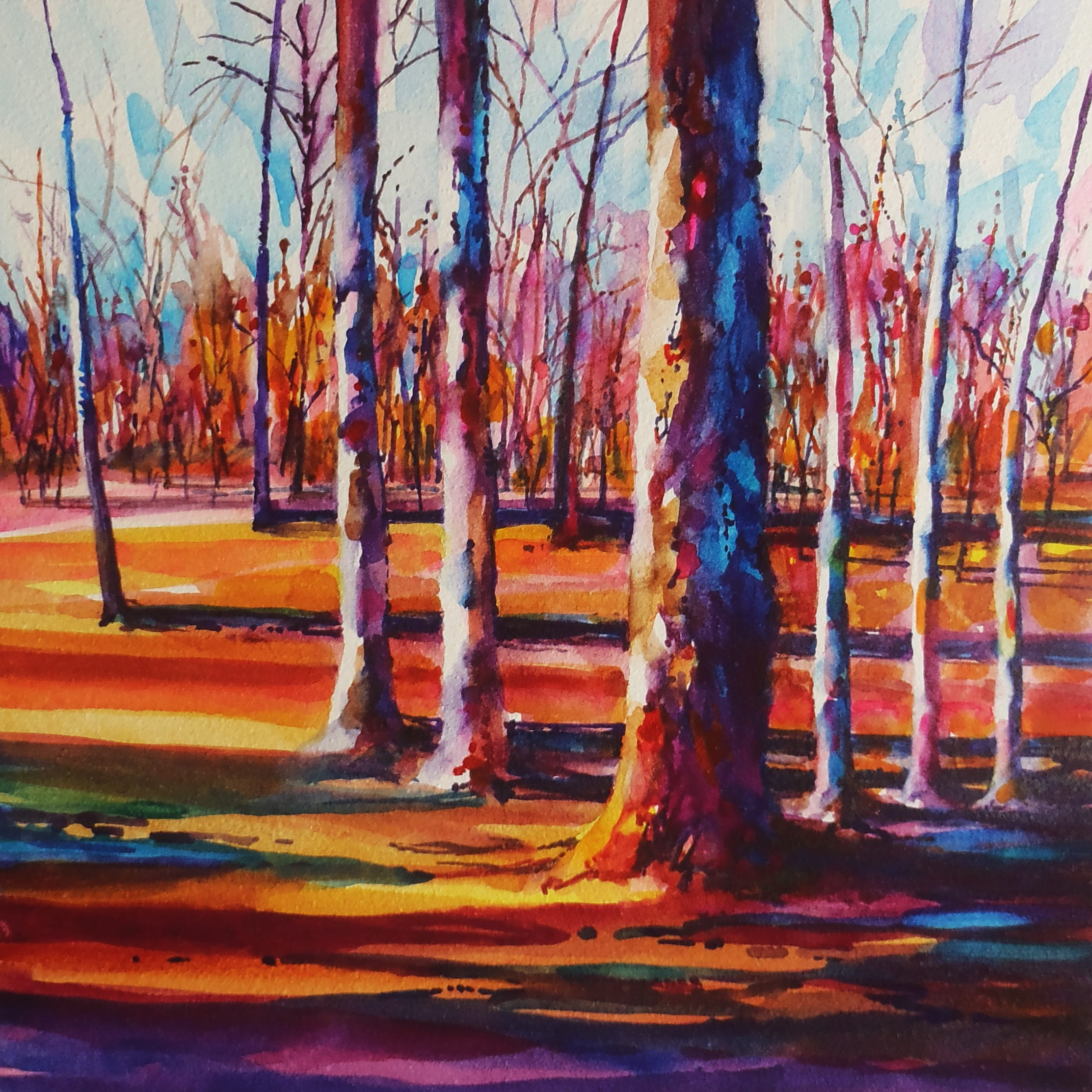 Brenda Hounshell    Harrisonburg, VA    Water Media     Member Since December 2017      Website    Brenda Hounshell is a water media artist who resides in Harrisonburg, Virginia. She graduated from James Madison University with a Bachelor of Science degree in Art. Her concentration of study was in drawing and design. In recent years she has adopted watercolor as her primary medium. Brenda is a signature member of the Transparent Watercolor Society of America, the Baltimore Watercolor Society and the Virginia Watercolor Society.