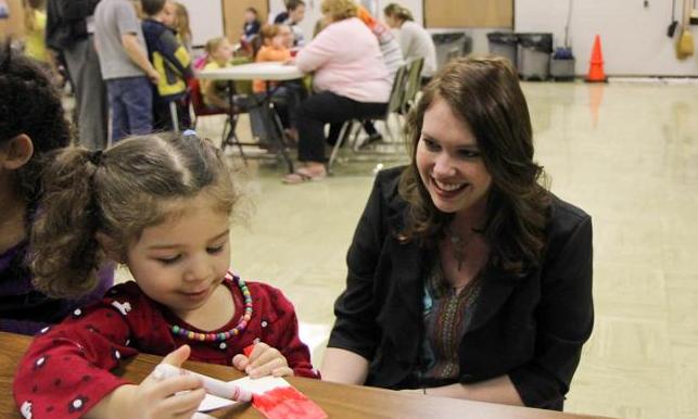 Elkton Elementary School hosts their annual Art Contest