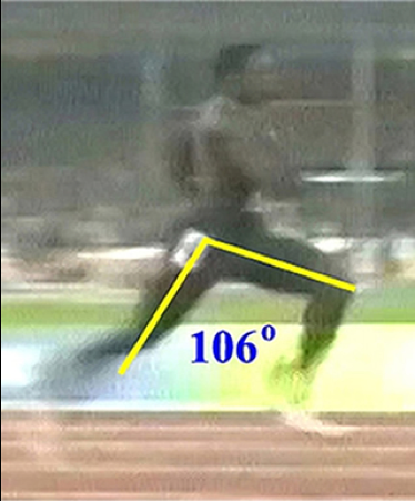 Sloane Stecker Physical Therapy Stride Angle Running Analysis