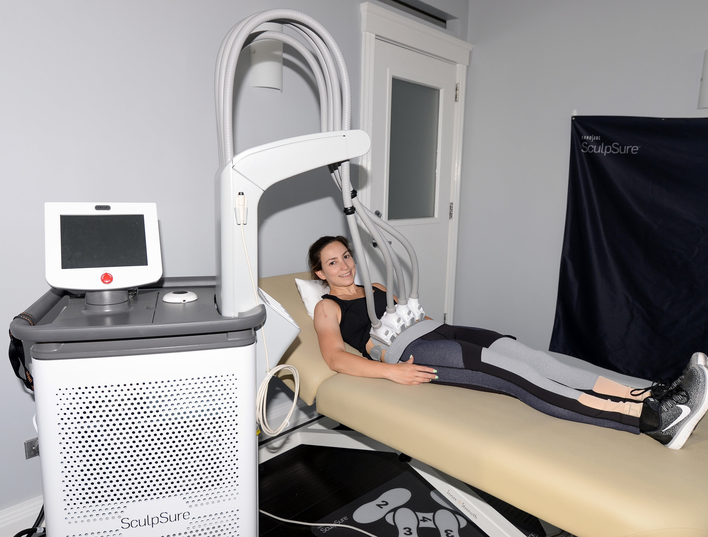 Sloane Stecker in New York City offers non-invasive options to weight loss surgeries like liposuction. With the same benefits, but none of the downtime, SculpSure offers body contouring at it's finest.