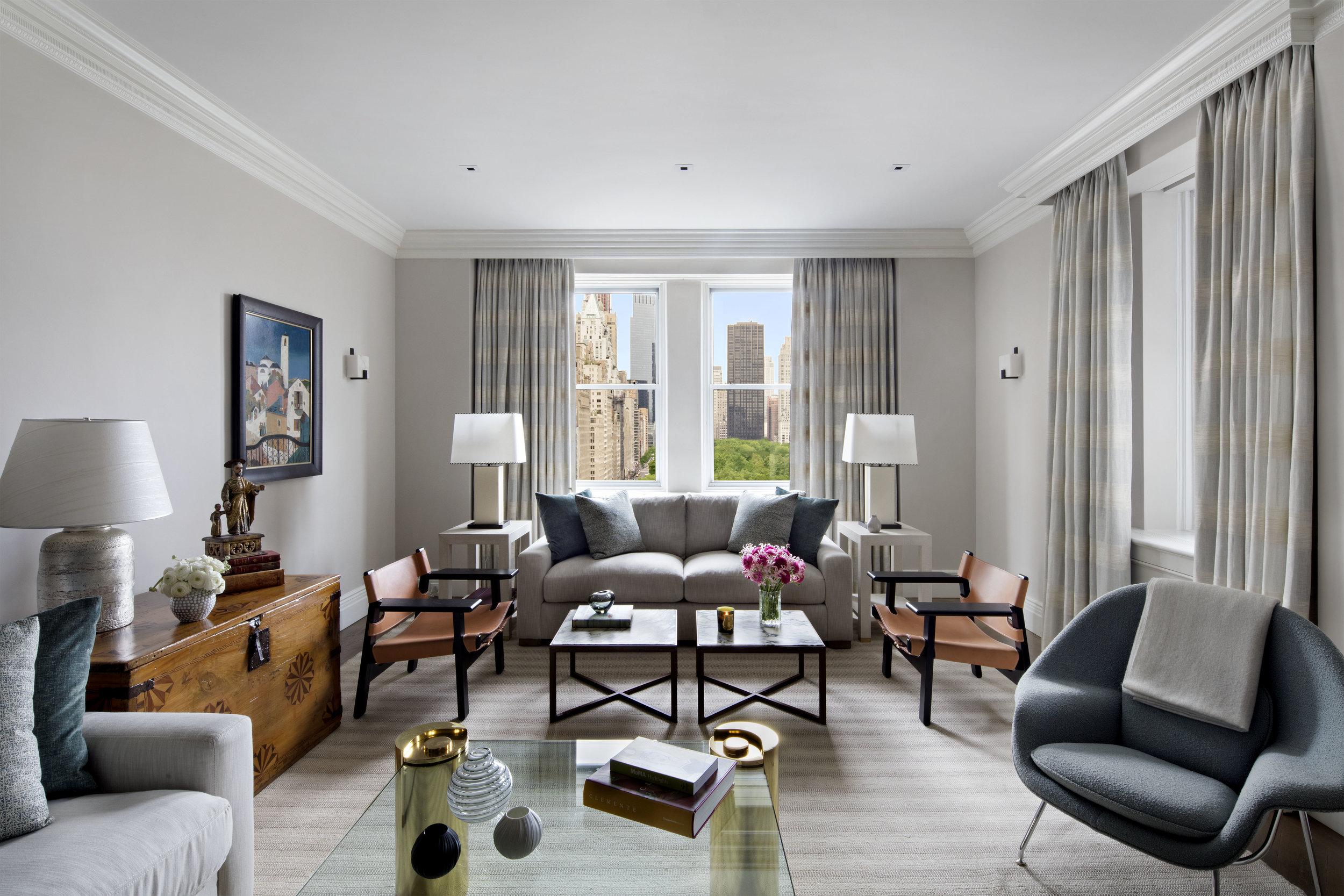 Sherry Netherland Living Room