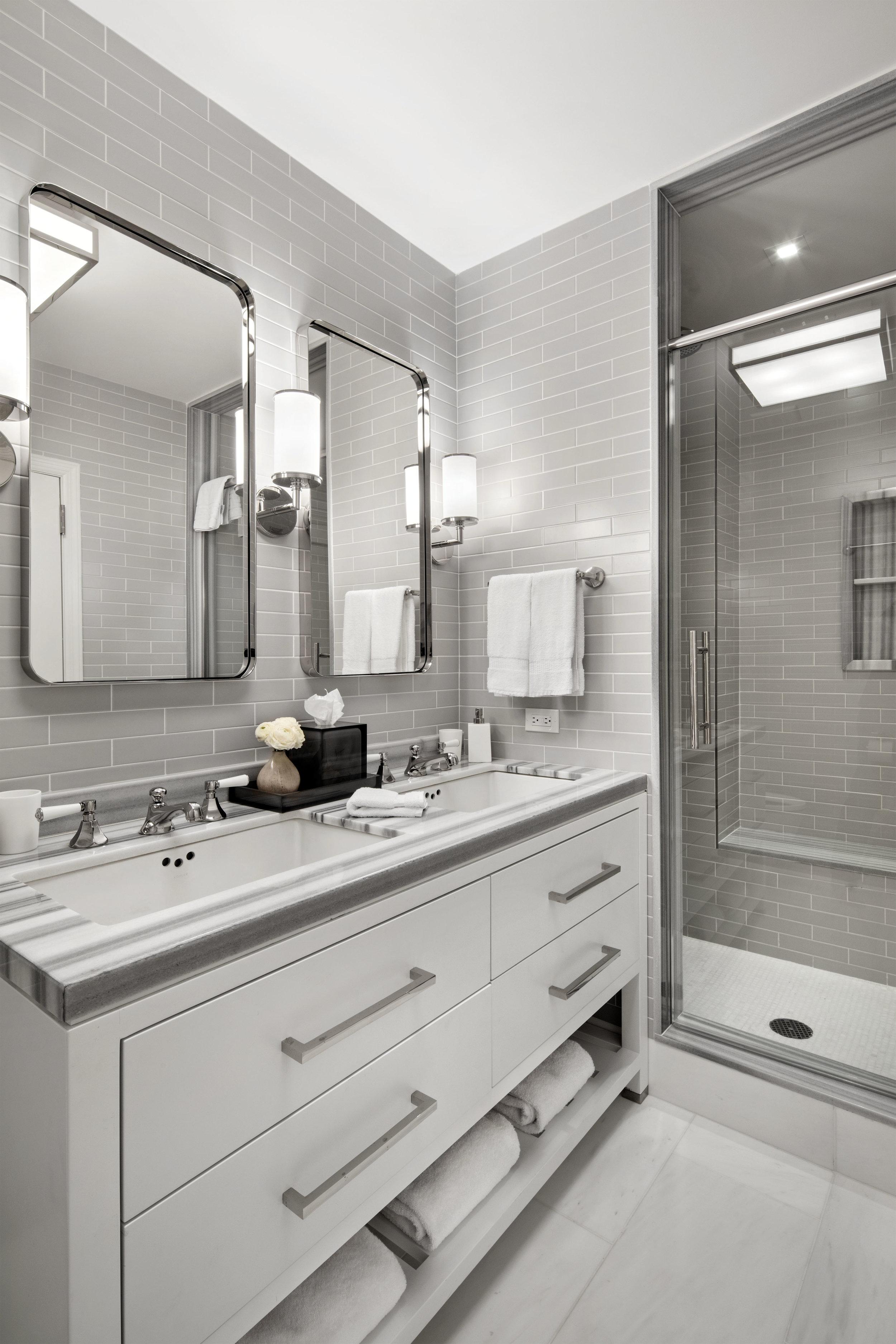 Sherry Netherland Guest Bathroom