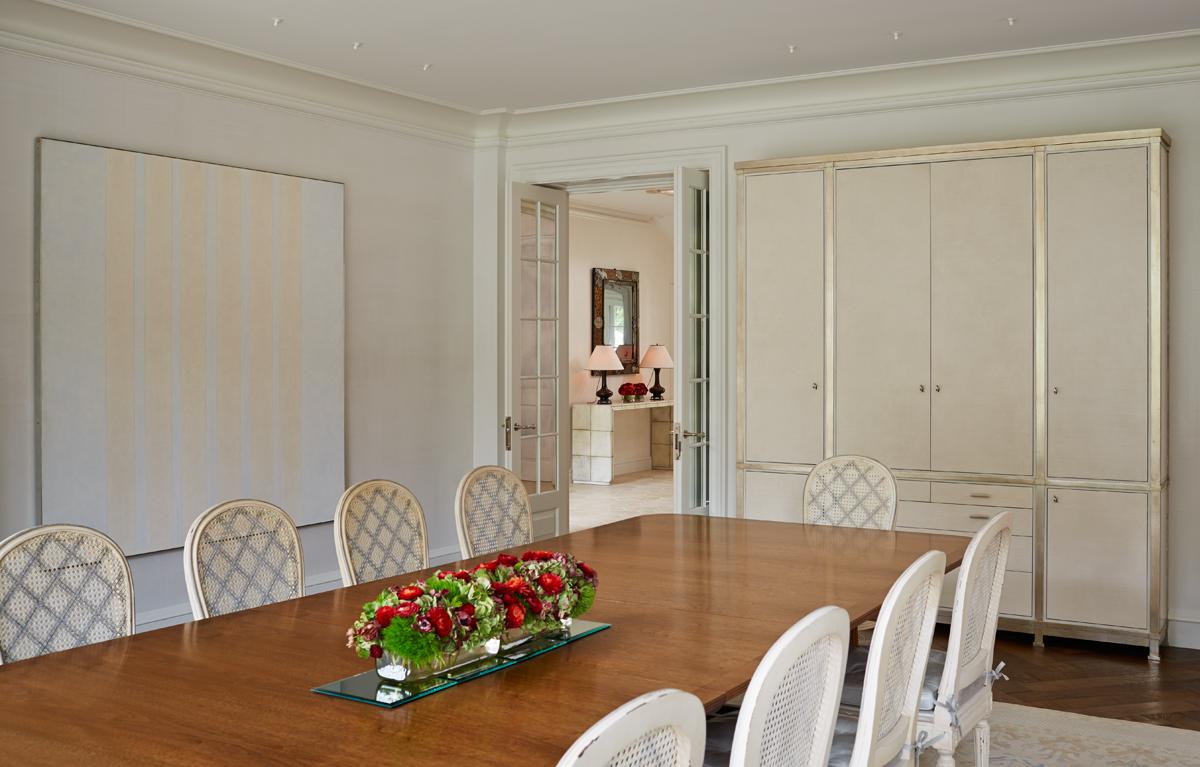 Winnetka Home Dining Room