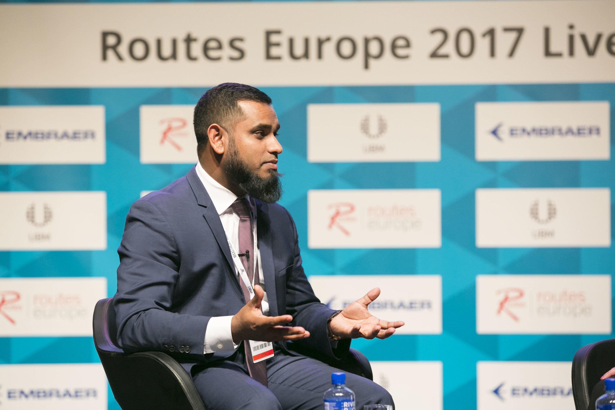Firnas Airways founder and CEO Kazi Shafiqur Rahman