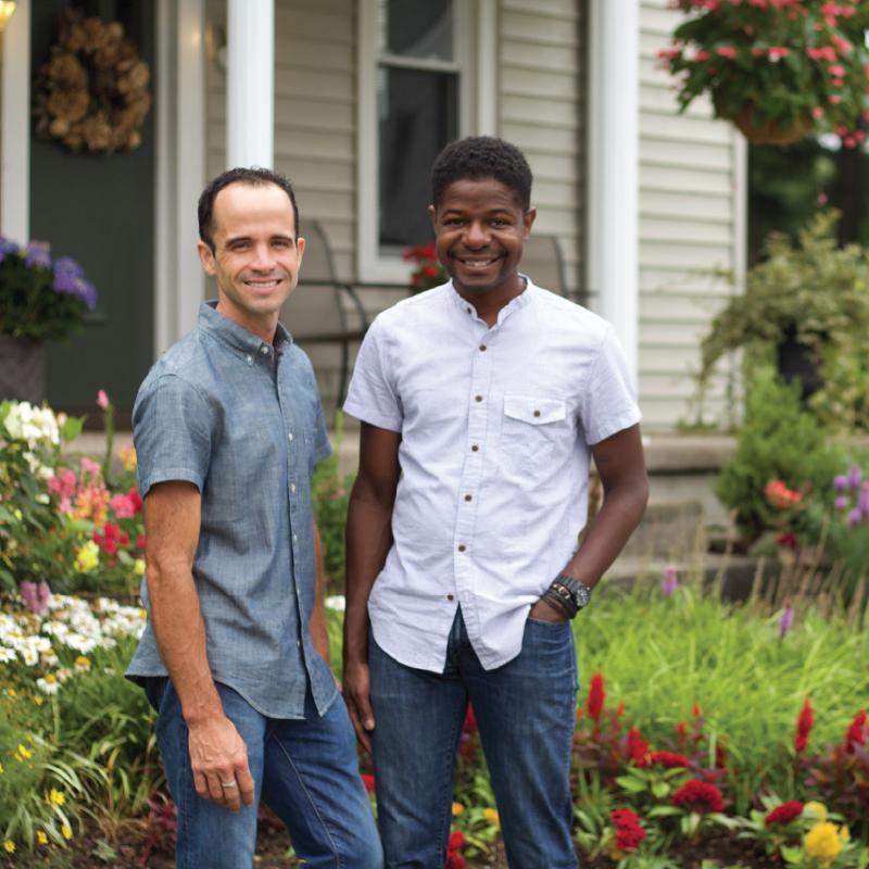 Lucas Tatham & Trellis Smith