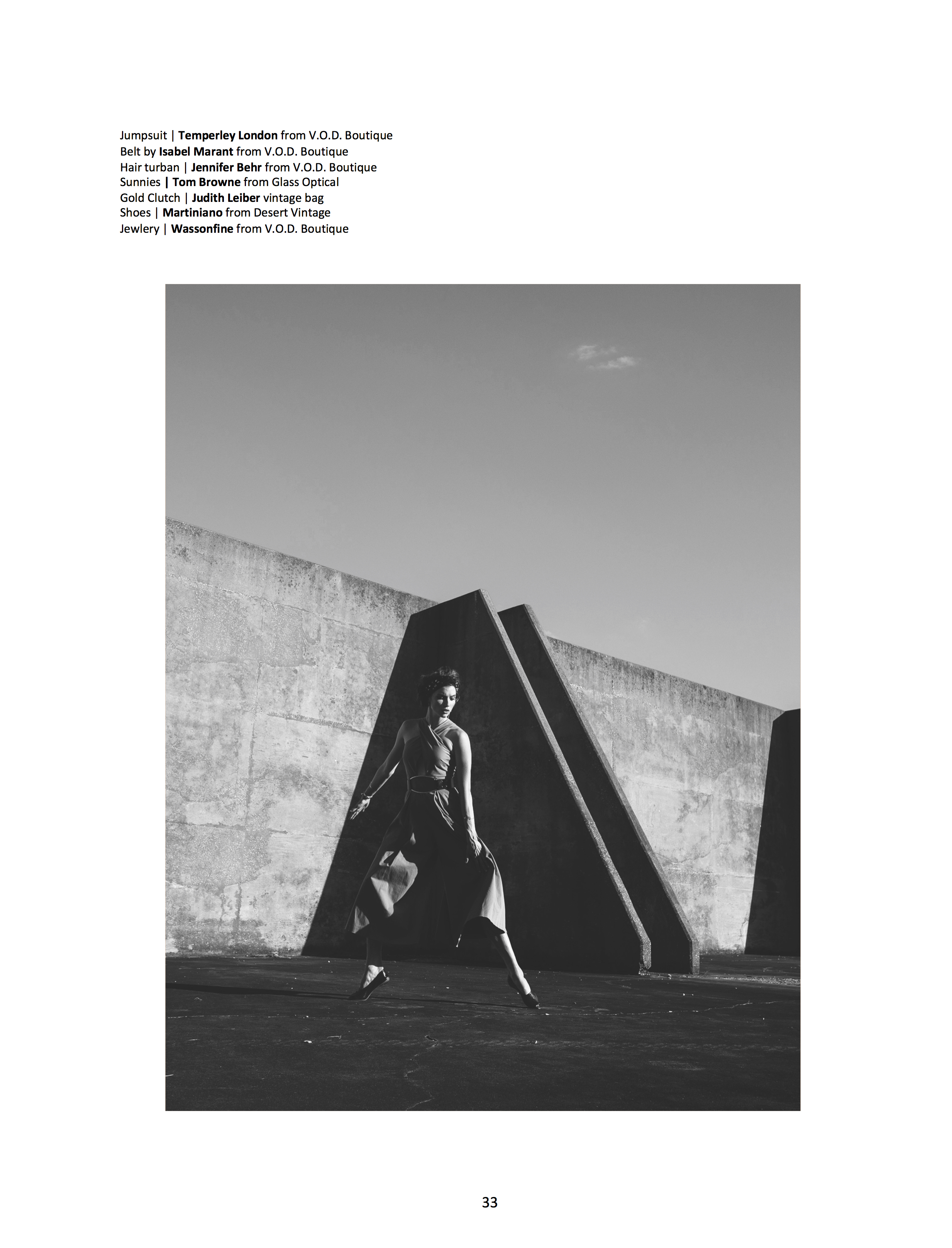 Model Kiersten Dolbec for Love Bite Magazine