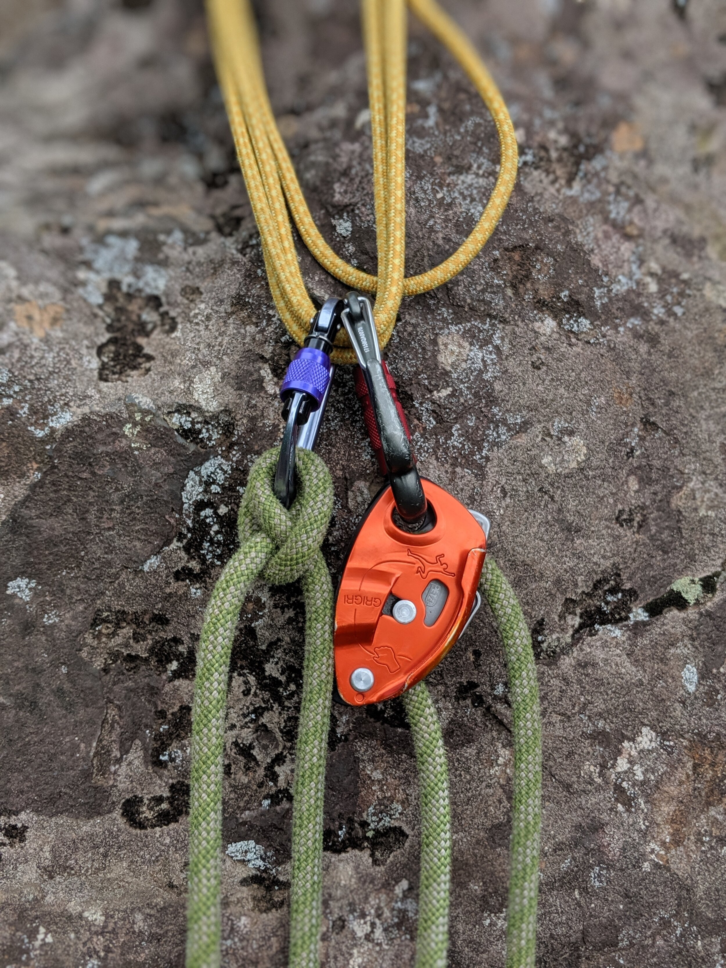 Words to Live By - As a climbing instructor, I try to keep a ready supply of pithy climbing advice to hand. Not my belay hand of course.