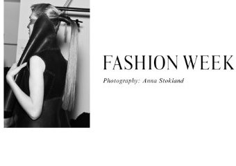 Anna Stokland   Fashion behind-the-scenes and street style photographer.