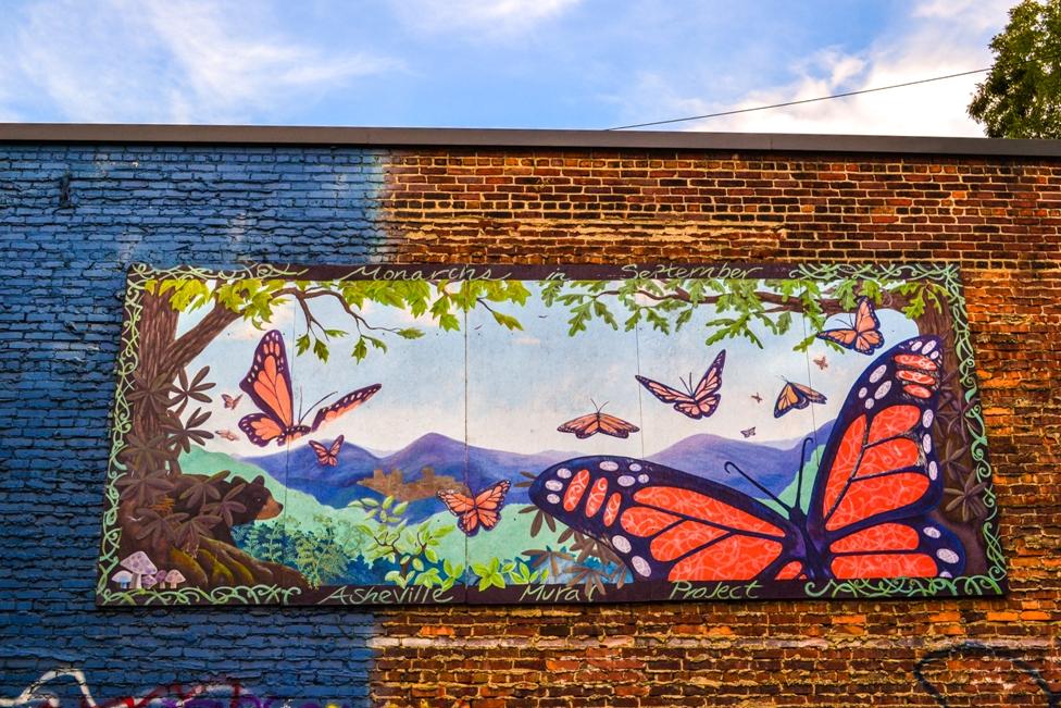 Mountain Graffiti