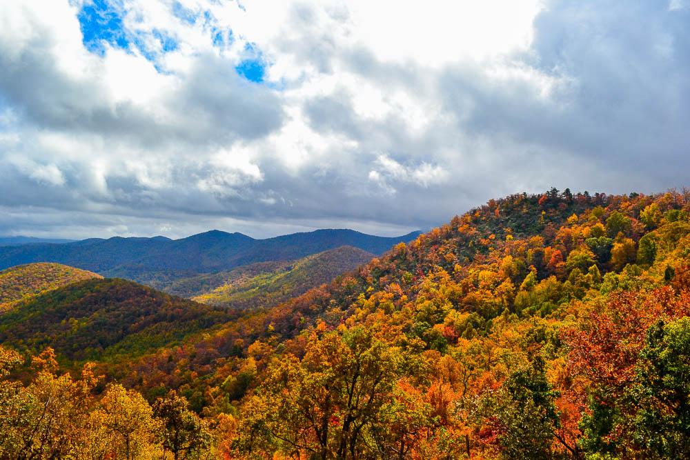 Autumn Mountain Splendor