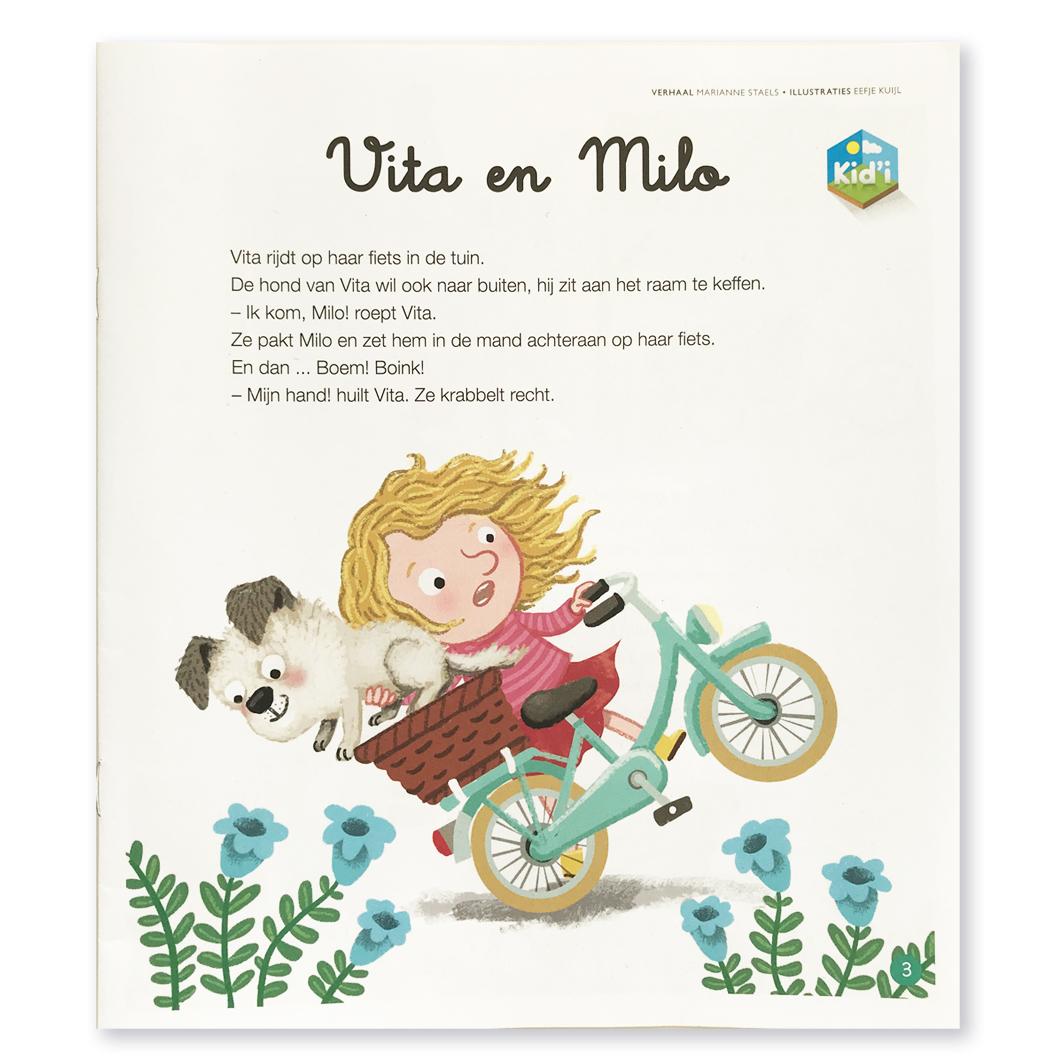 Vita and Milo