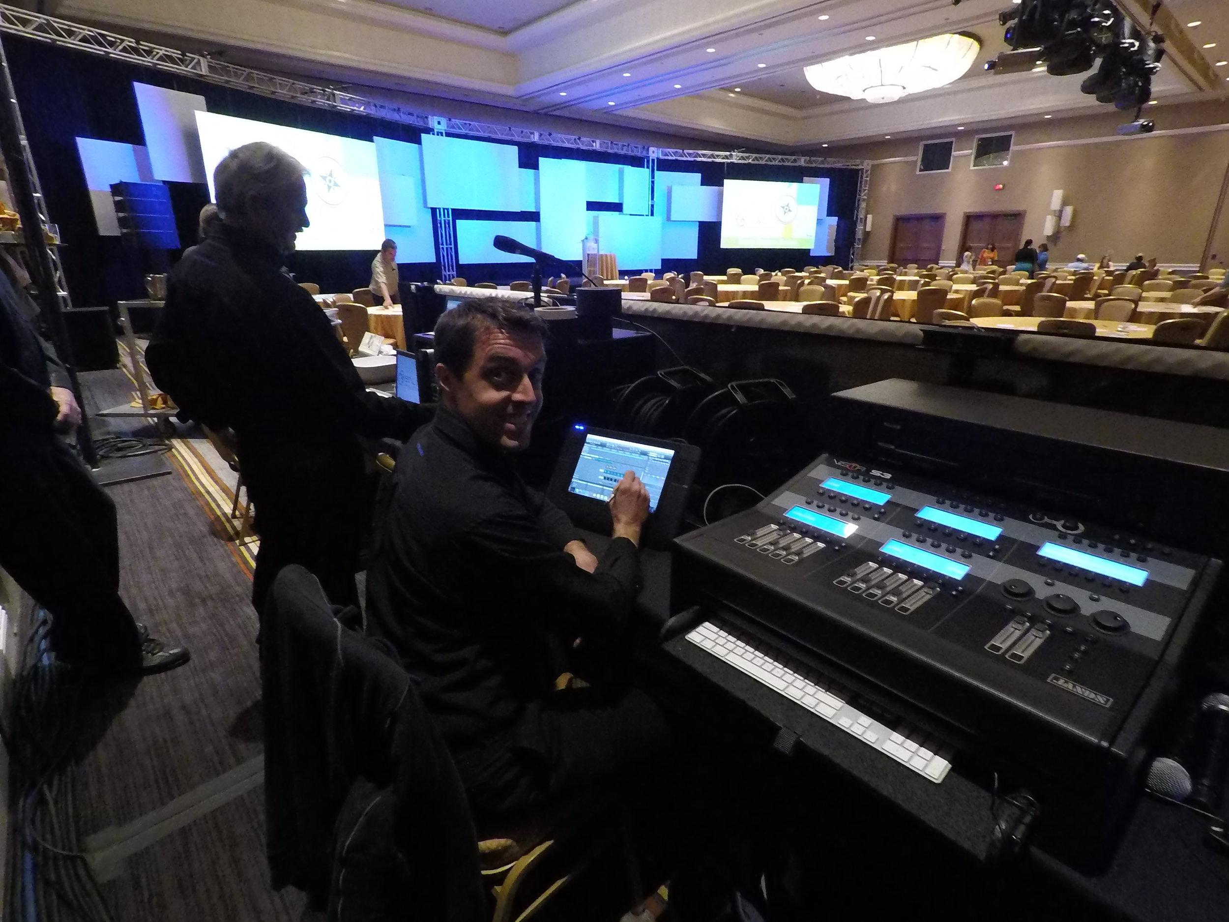 Tech Production Photo