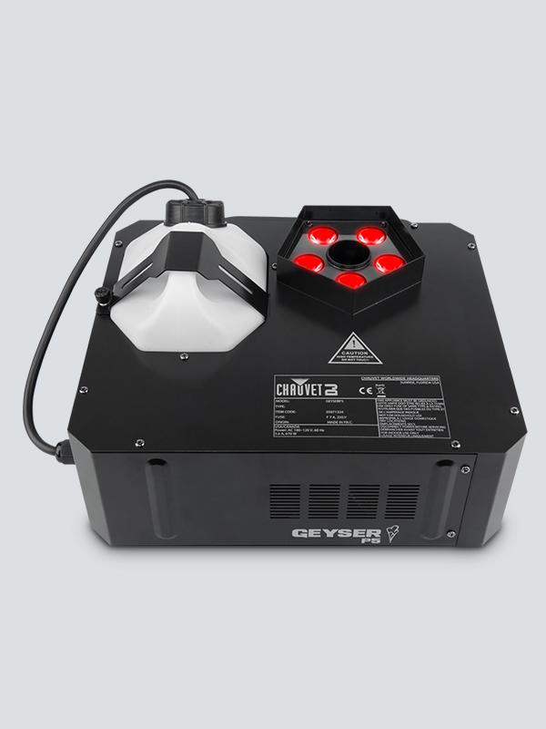 CHAUVET DJ GEYSER P5 LED FOG MACHINE