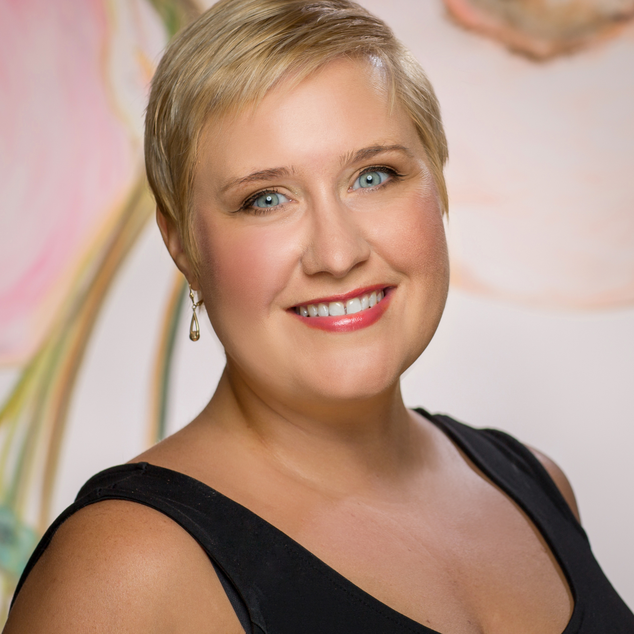 Renée Habashy - operations manager/creative director