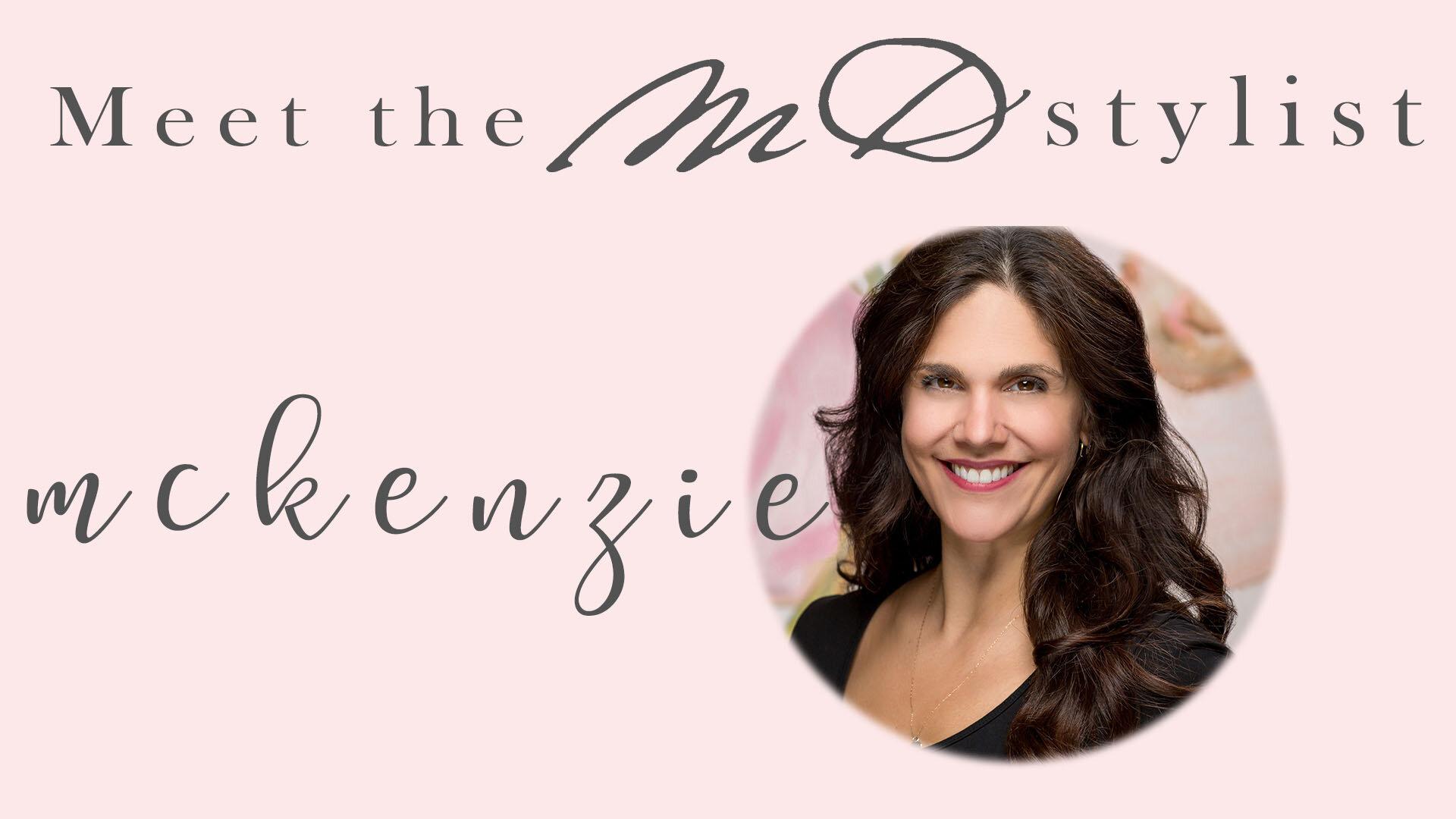 Click the thumbnail to meet McKenzie!