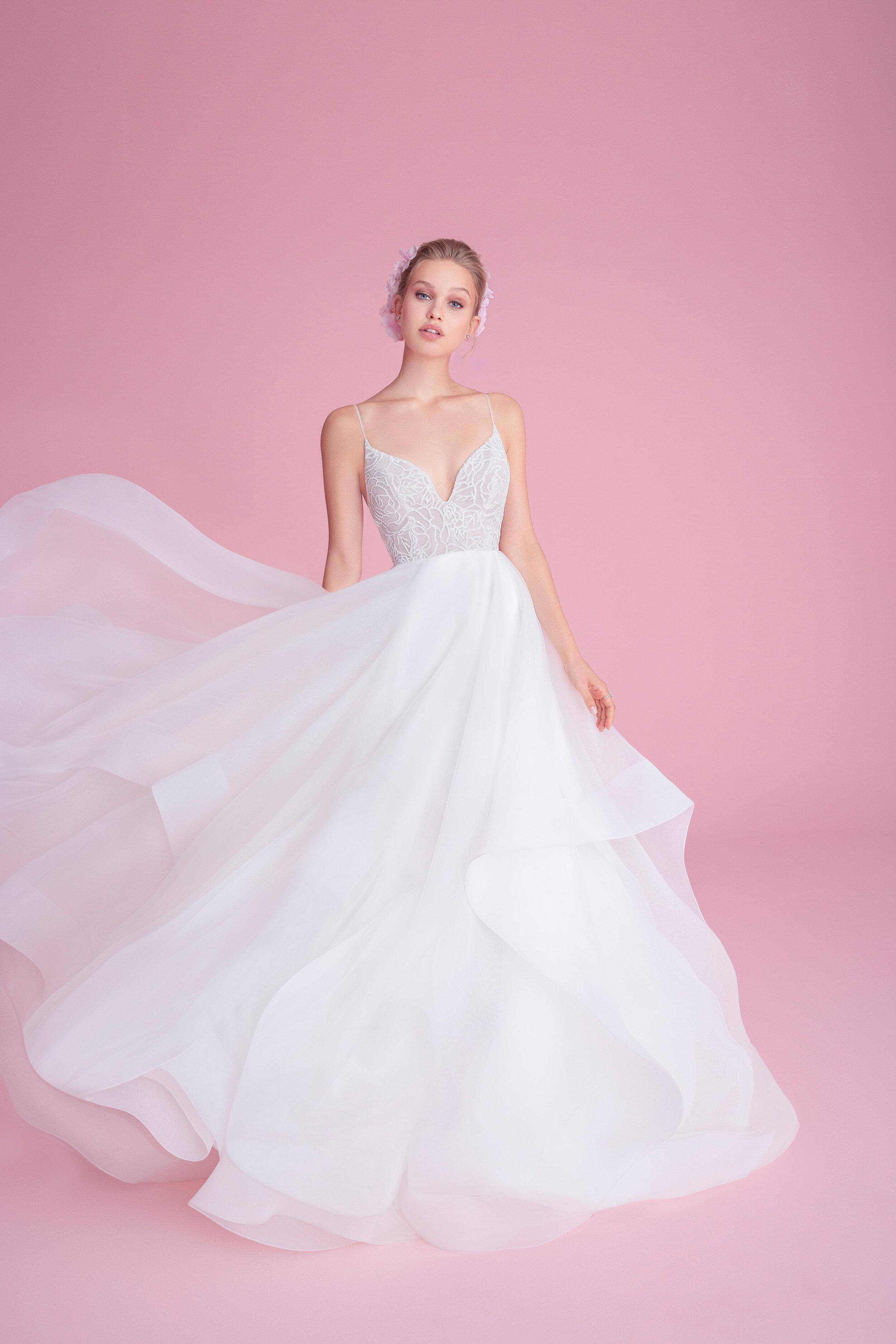 Blush by Hayley Paige - RomanticFashionableFeminine$2,000 - $3,000