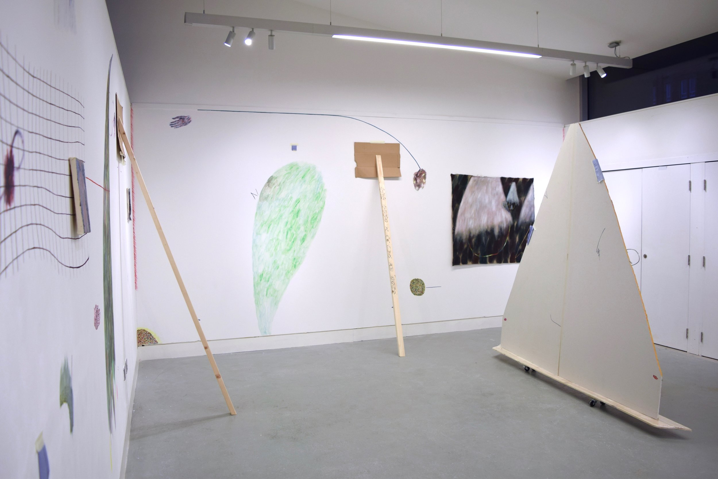 ESW Residency open studio