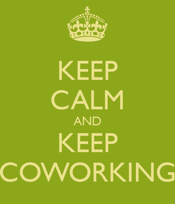 Keep Calm and Keep Cowering