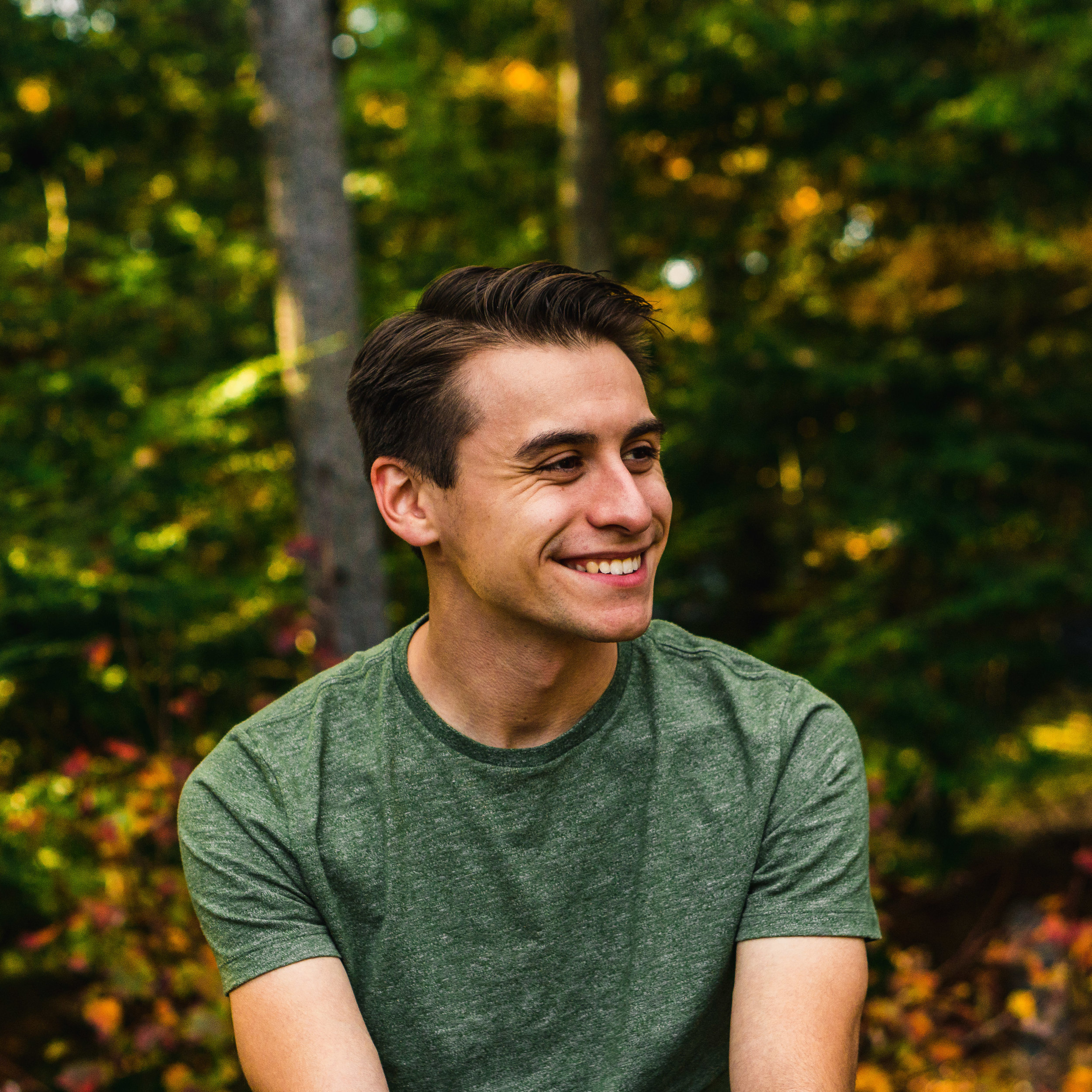 Hey, I'm Zach - Born and raised in Massachusetts, it's been over a decade since my camera became my most prized possession.Since I was a teenager, I've always been drawn to creating visuals; whether it was making movies with my friends or taking photos of the trees and hills on a hike.After realizing my passion for photo and video, I studied visual media production to hone my creative eye and storytelling skills. From there, I've worked with companies across different industries, and people across different parts of the country, for both artistic and commercial purposes.
