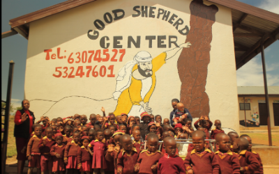 LESOTHO GOOD SHEPHERD CENTRE FOR TEENAGE MOTHERS