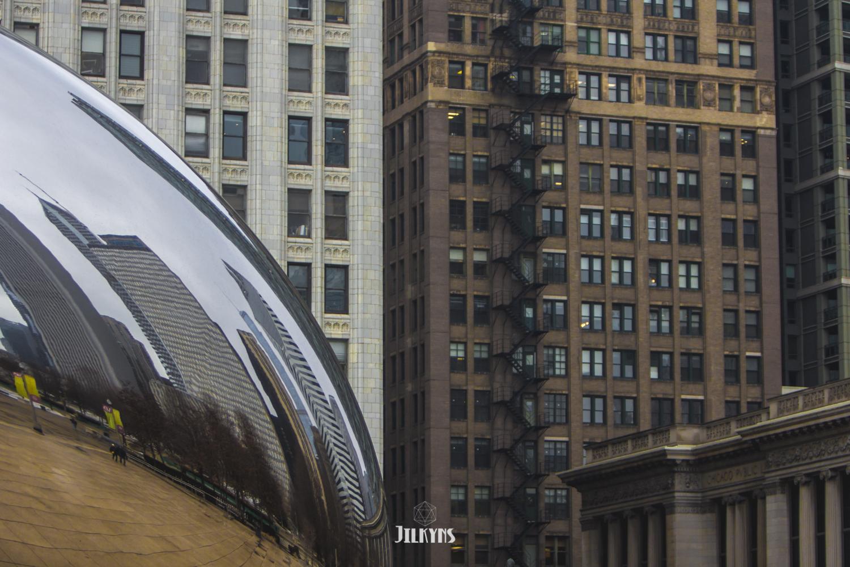 Millennium Park  Chicago photo by Jilkyns