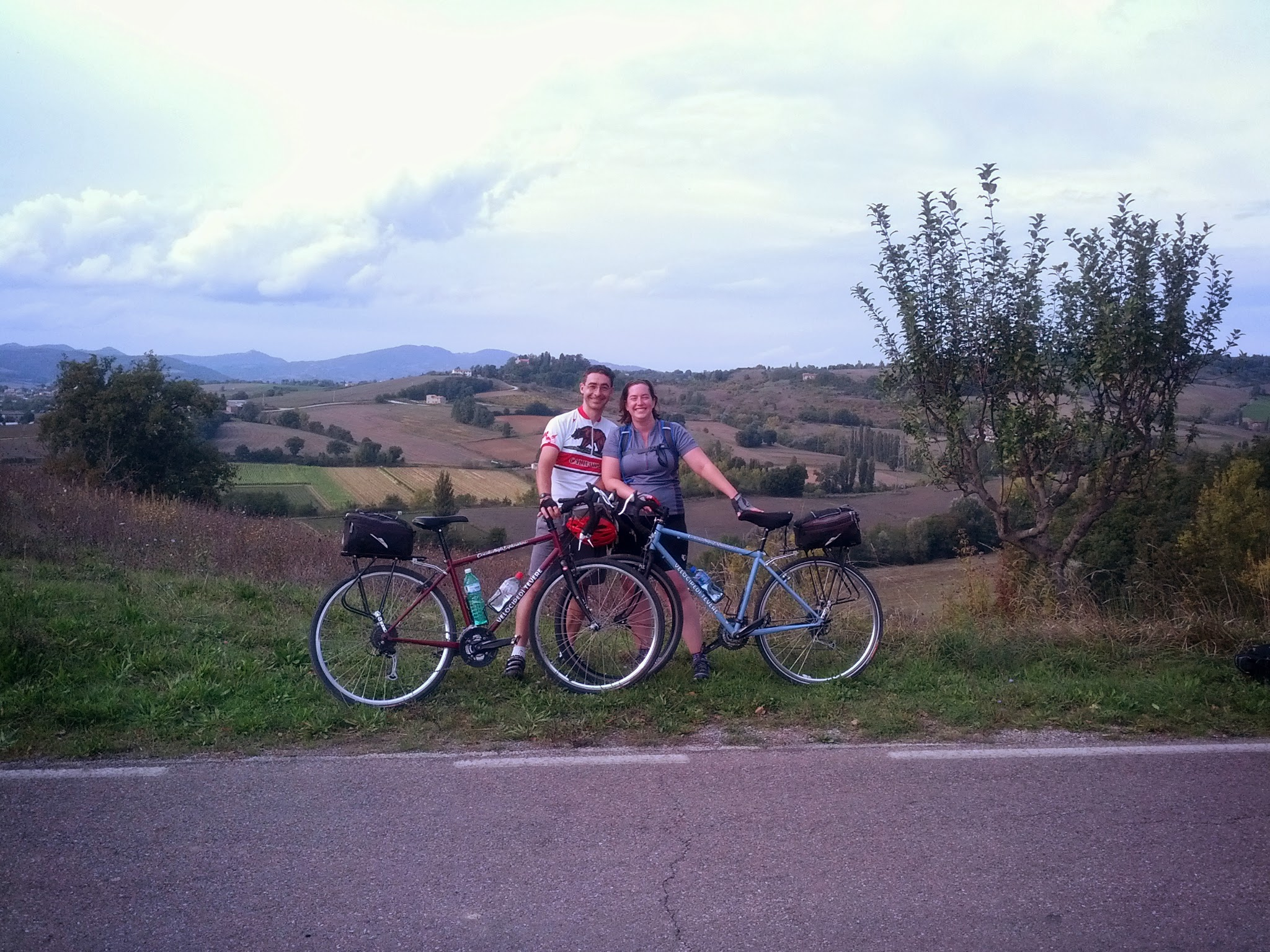Somewhere in Umbria October 2013