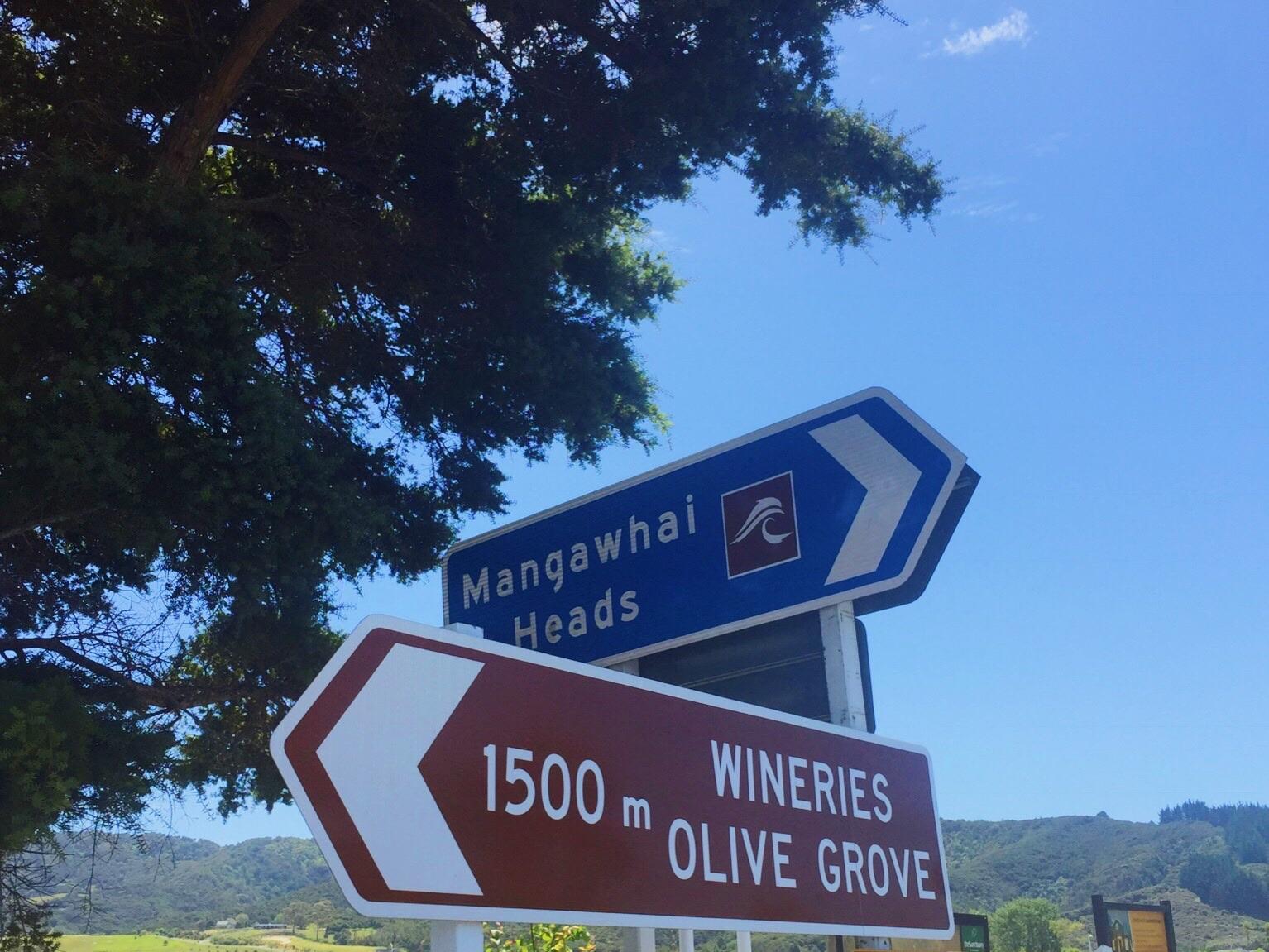 Mangawhai food trail