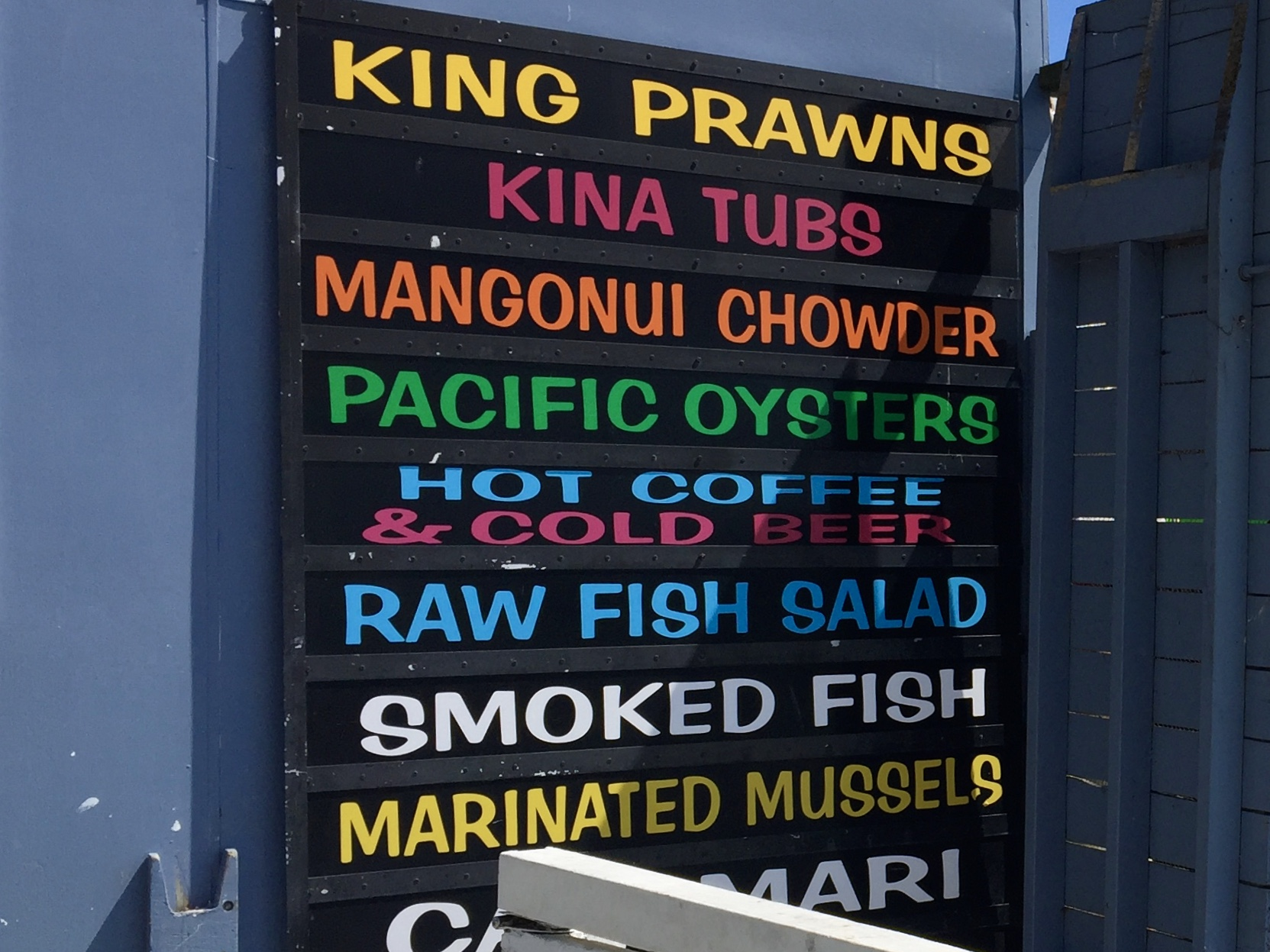 Mangonui Fish & Chippery