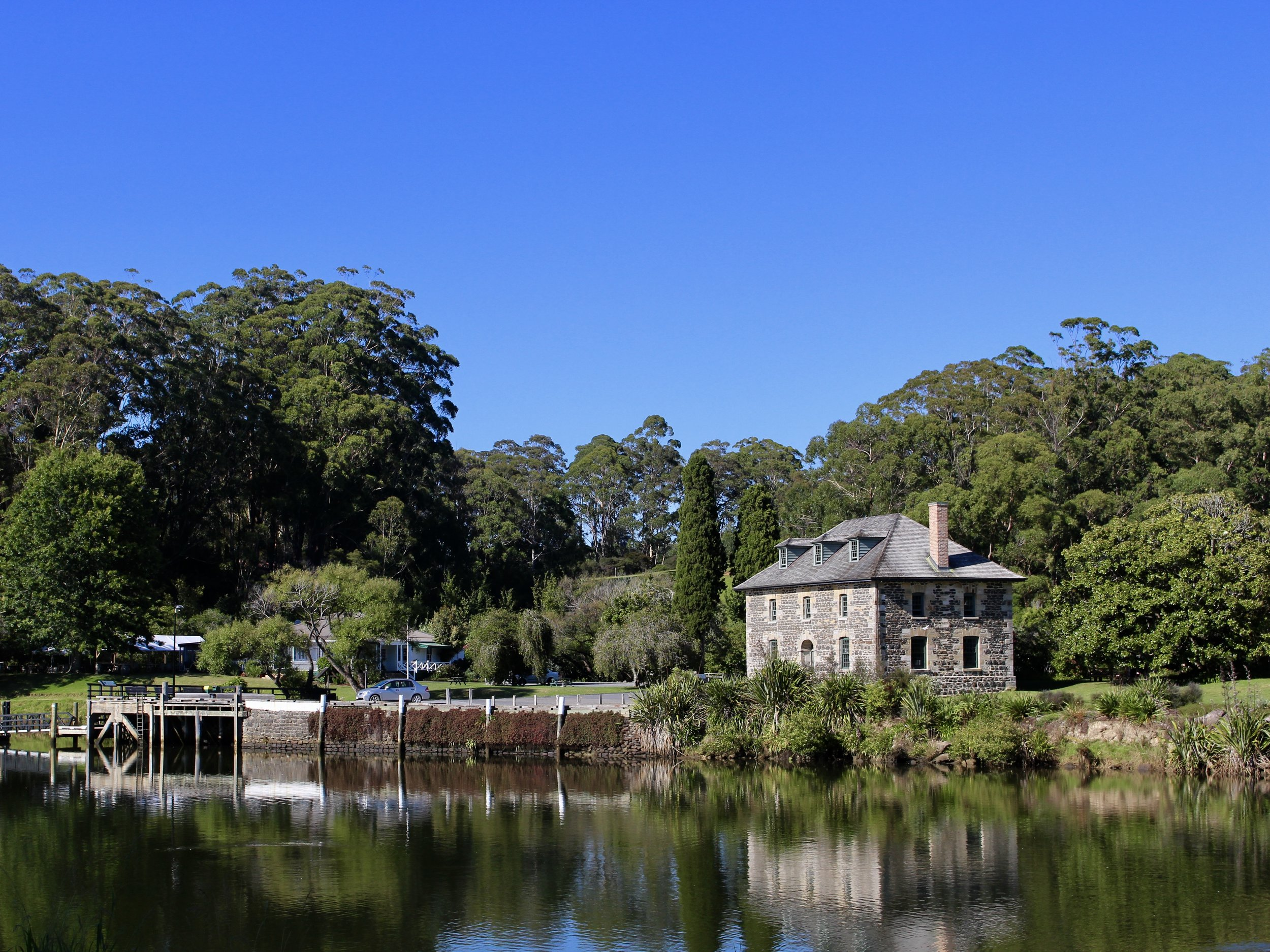 Stone Store, Kerikeri food trail