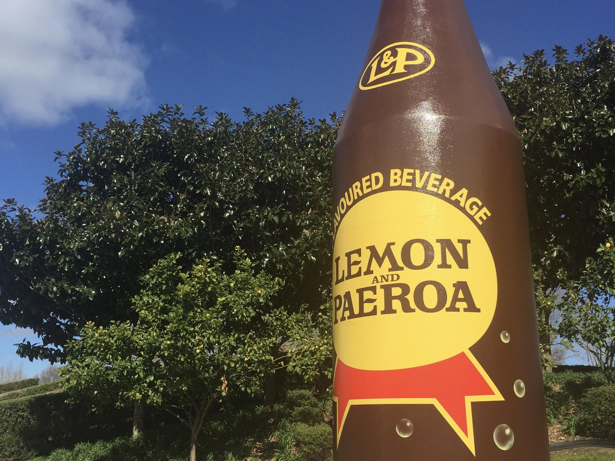 Lemon and Paeroa