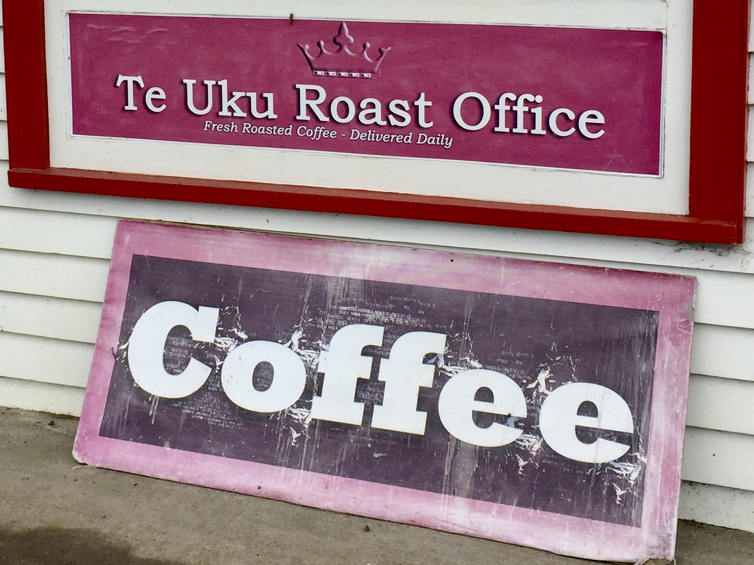 Te Uku Roast Office