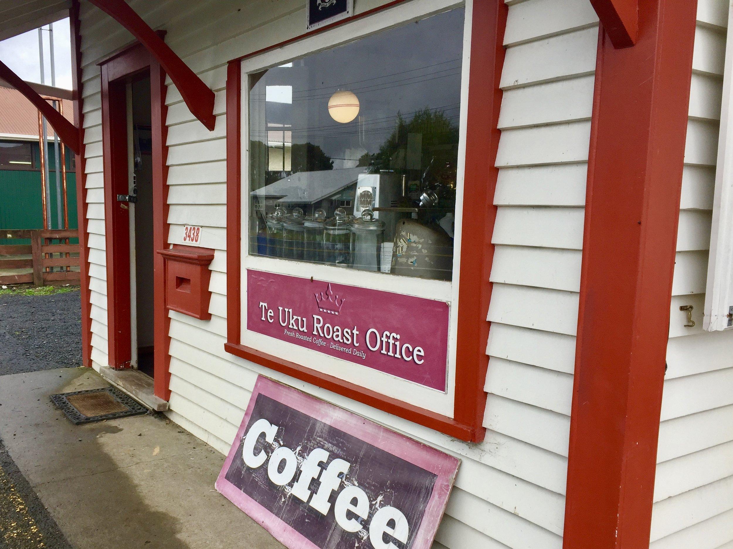 Te Uku Roast Office