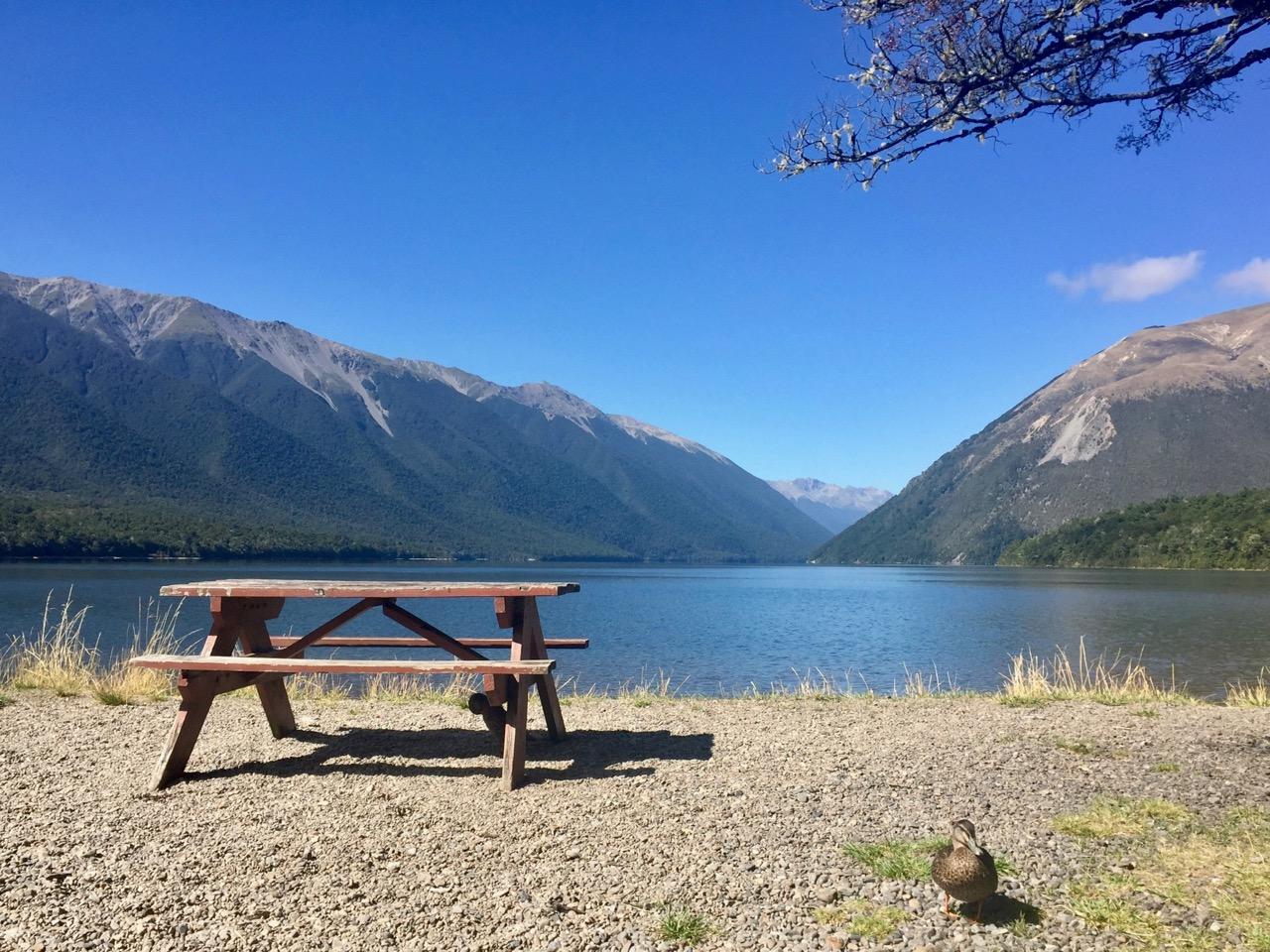 Nelson Lakes, Kerr Bay