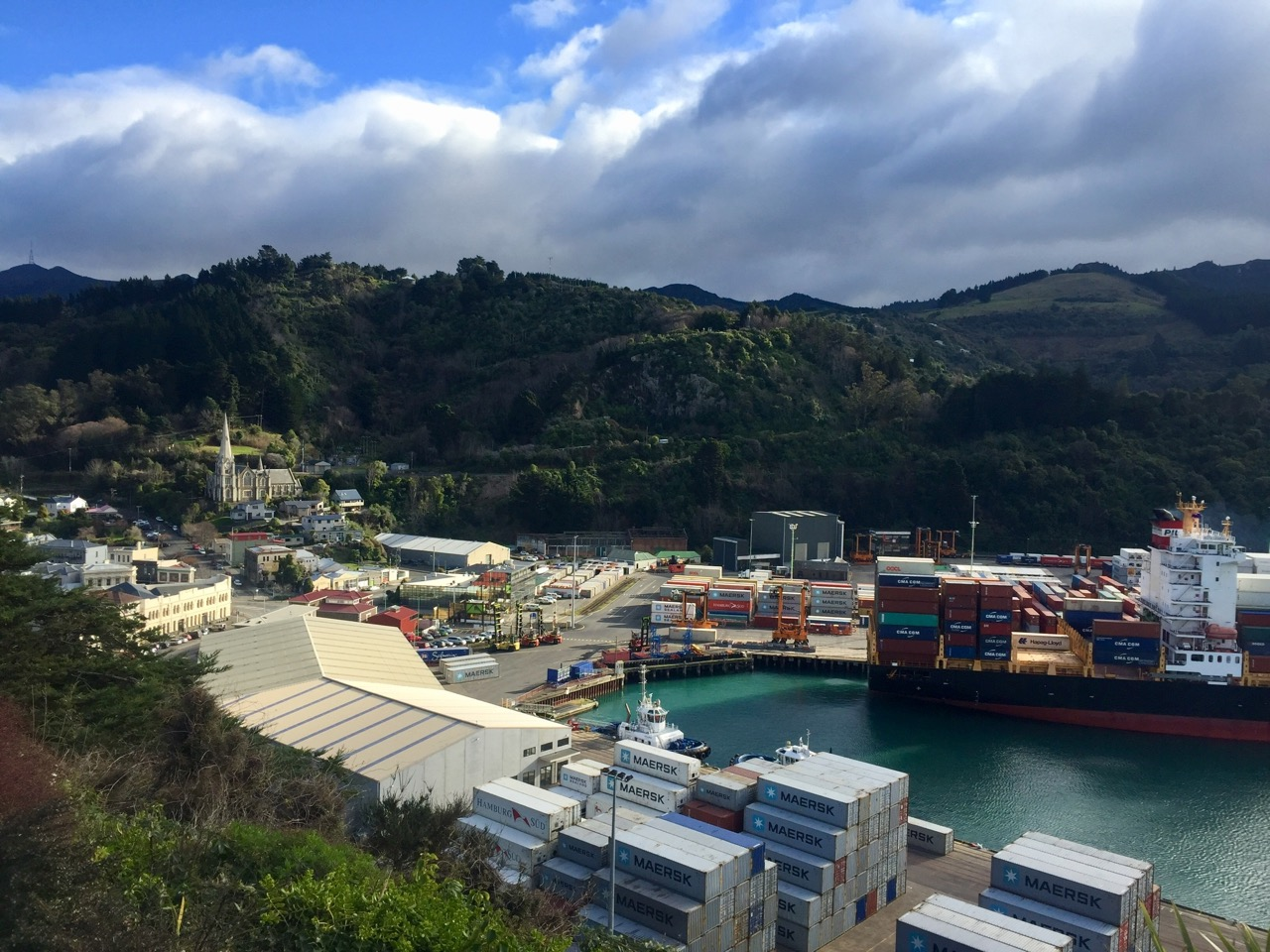 Port Chalmers food trail