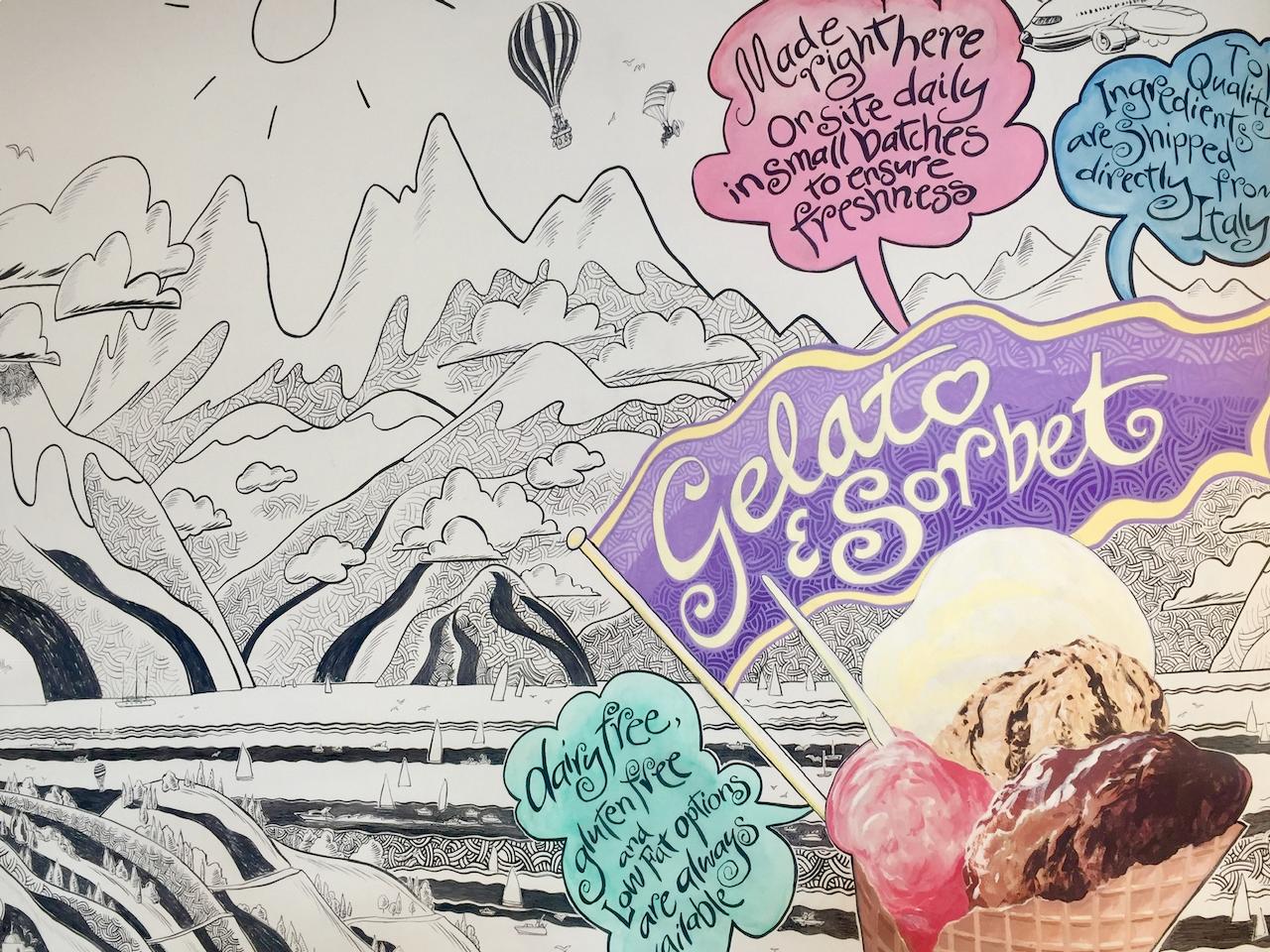 ice cream trail