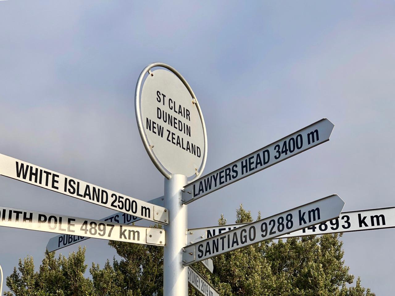 St Clair Dunedin