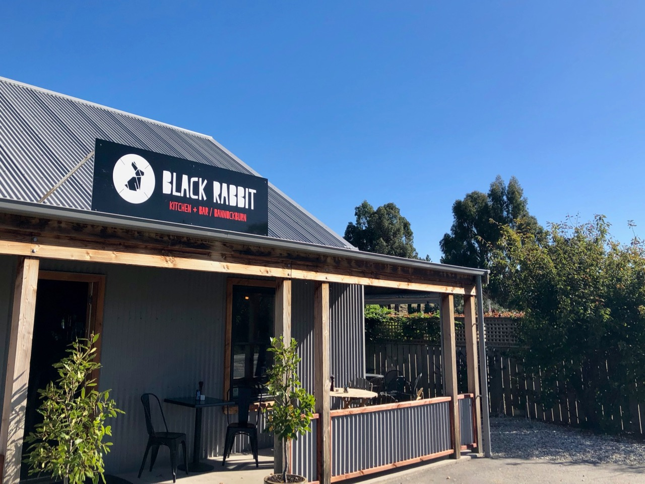 black rabbit kitchen and bar