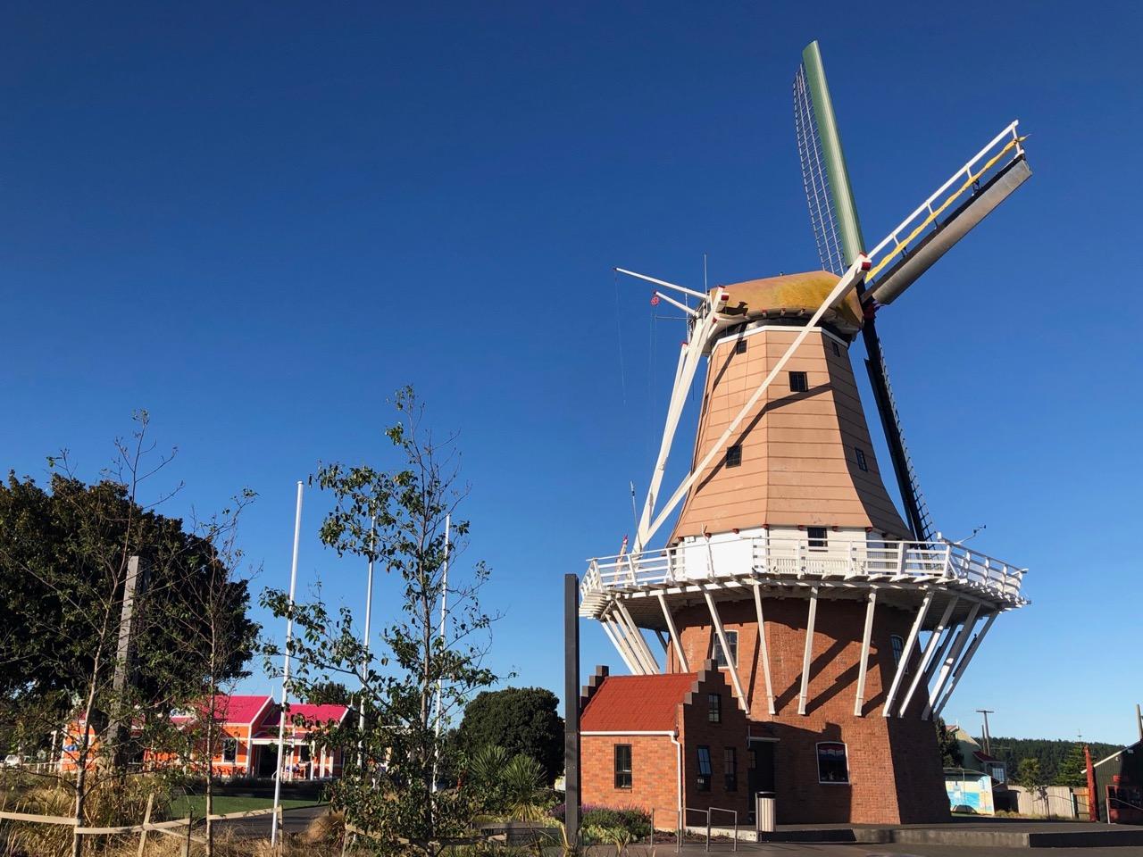 de molen windmill fox ton