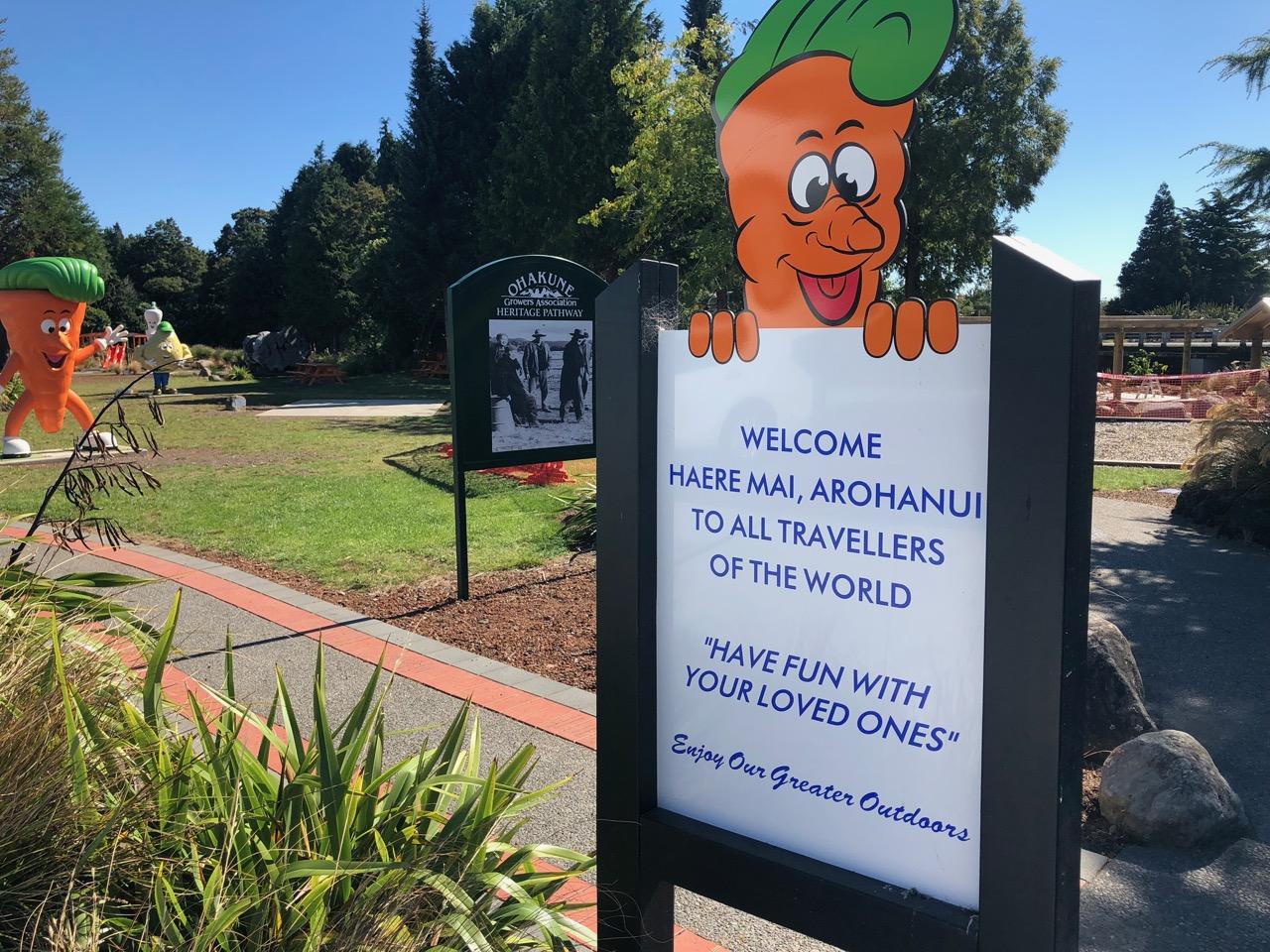 ohakune carrot park