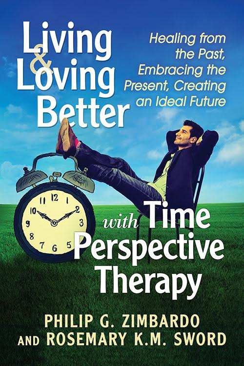 ( Tap to purchase  Living & Loving Better  )    Living & Loving Better: Introduction    A few years ago, after the publication of our book,  The Time Cure: Overcoming PTSD with the New Psychology of Time Perspective Therapy  (Wiley, 2012), we were asked by the editors at  Psychology Today  to be contributors on their website and write a blog column. We happily accepted. At the time, posttraumatic stress disorder (PTSD) was a hot topic in the media, in large part because our soldiers were returning home from Iraq and Afghanistan and as they integrated back into civilian life, it quickly became apparent many suffered from military-service connected PTSD. (PTSD is comprised of trauma, depression, anxiety, and stress.) About two-thirds of our clinical work was with people suffering from severe to extreme PTSD, many of them veterans. We had researched and conducted a study about the amazing effectiveness of Time Perspective Therapy, which was originally developed to help people overcome PTSD. We had also determined that Time Perspective Therapy was very effective for people suffering from depression, anxiety, stress, as well as the day-to-day problems we encounter throughout our lives.  At first, our  Psychologytoday.com  columns were geared toward educating people about PTSD and how Time Perspective Therapy could help. But in a relatively short time, we started receiving emails from readers searching for help in other areas, with problems totally unrelated to PTSD. As a general rule of thumb -- and this holds true in a myriad of cases such as the news media, commercial products, advertising, politics, and such -- if one person feels strongly enough to take the time to reach out and write about their problem or point of view, they probably represent a far greater number of people who, for whatever reason,  don't  make contact. We responded individually to the personal emails, but we also felt we owed the silent majority they represented a response as well. So we branched out in our columns and explored how time perspectives -- especially skewed time perspectives -- affect our greater population in a variety of situations. And we felt that by introducing the easy, common sense approach of Time Perspective Therapy many more people could be helped.  We wrote about positive things as well as negative things and quickly discovered that the readership of the negative far outnumbered the positive. Why? Because people don't need help with the positive things in life. They need help with the negative!  As our column gained popularity, we thought, while an article can impart a lot of information, there was so much more to share on each subject. So we reviewed all the columns we had written as well as the comments -- many of which were enlightening and led to further research. We focused on the subjects that were the hot button topics for our readers, and these comprise the chapters and sub-chapters in this book.    In  Living and Loving Better  you'll learn the basics of our therapy and how it can help solve problems and improve relationships. In a nutshell, Time Perspective Therapy is about checking our personal time perspectives -- whether or not we view the past, present, and future positively or negatively -- and if it's negative, that by applying a dose of positivity, we gain a more balanced time perspective and therefore a more balanced life.    This simple method works particularly well when we get stuck in the past, especially if it was a negative experience. In Time Perspective Therapy, these recollections are considered  past negatives . We might not realize that every day, these  past negative memories can cast a shadow over the way we think, see, and feel right  now , in the present, as well as how we view the future. Time Perspective Therapy is also helpful if we're stuck in a present behavior we know is unhealthy, like  present fatalism . A  past negative  experience can cause us to be  present fatalistic  and make us behave in ways we normally wouldn't, or make us sad when we're supposed to be happy.  When we are overshadowed by negative things that happened in the past, or current situations that seem overwhelming, it's easy to drop the ball, to lose track of time and those with whom we were once close to. We think no one understands us, or has a more difficult life than we do. In  Living and Loving Better , you'll read stories of real people who have overcome tremendous past negatives and moved on to reconnect with loved ones and live productive, joyful lives. You'll read about people in toxic relationships, people who are bullied, or shunned; and you'll read about their triumphs. How did they do this? By focusing on  past positives  instead of  past negatives and by becoming  selectively   present hedonists —all the while creating and working towards their brighter  future positive . You can be one of them! All it requires is a better balanced, more optimal perspective on time in your life.   Living and Loving Better  will provide you with the simple tools and real life examples that help you see the big picture of your life. It will help you let go and heal the past, appreciate and embrace the present, and create an ideal future – for you and your loved ones.                                                                         Phil Zimbardo & Rose Sword         Note:  Living and Loving Better  will be available in the Polish language in May 2018.