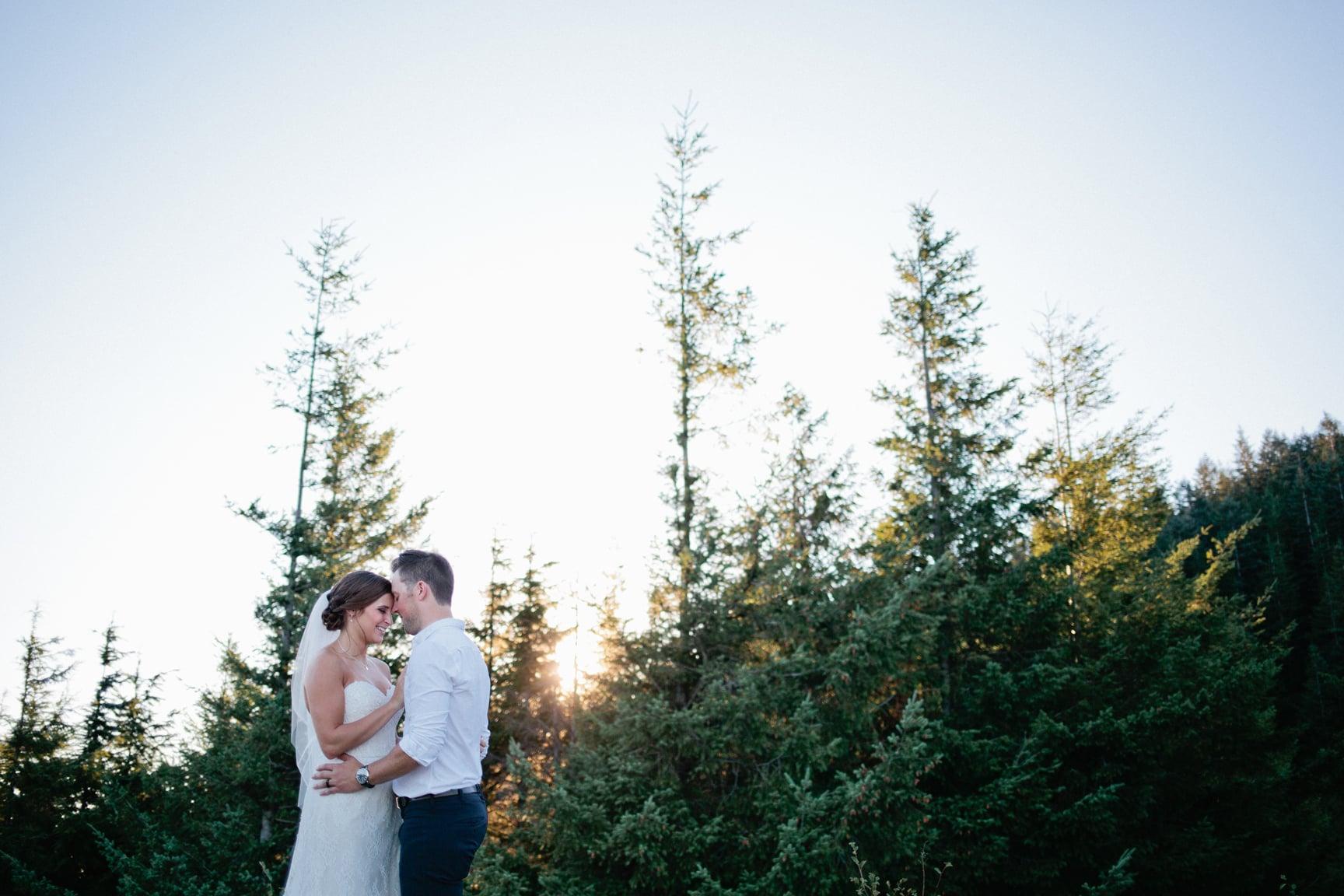 Rattlesnake Lake & Rattlesnake Ledge Wedding Photography by Alexandra Knight Photography