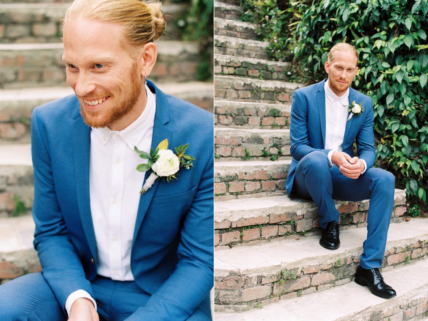 Nepal Wedding Photography with Shop Gossamer, Nina & Wes Photography & Zara