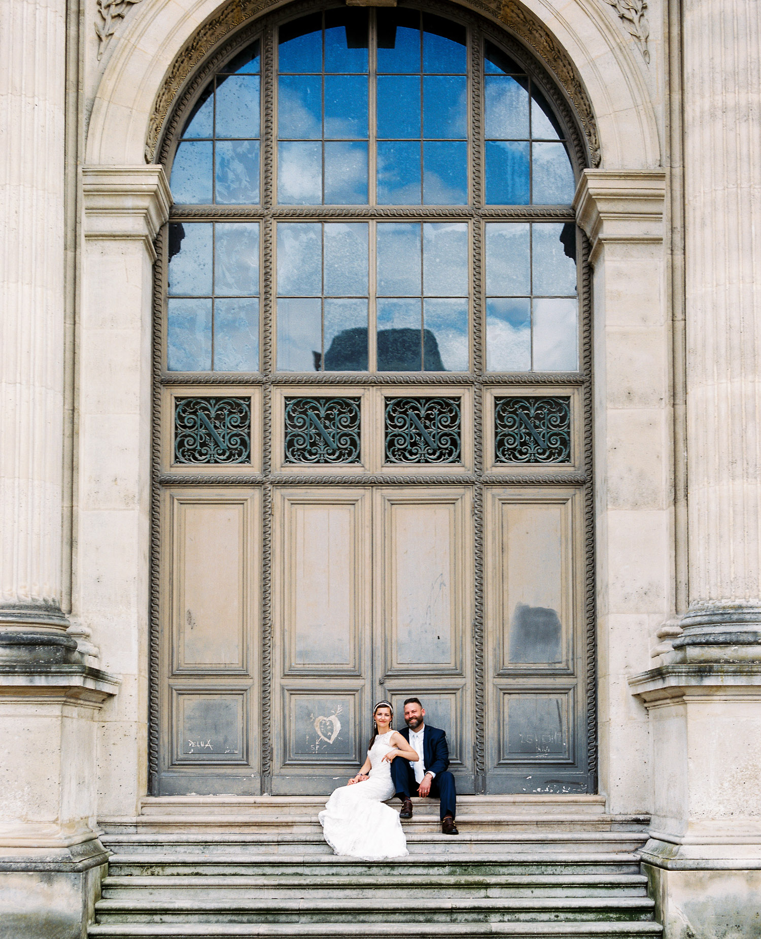 paris wedding photography louvre bride and groom film photographer.jpg