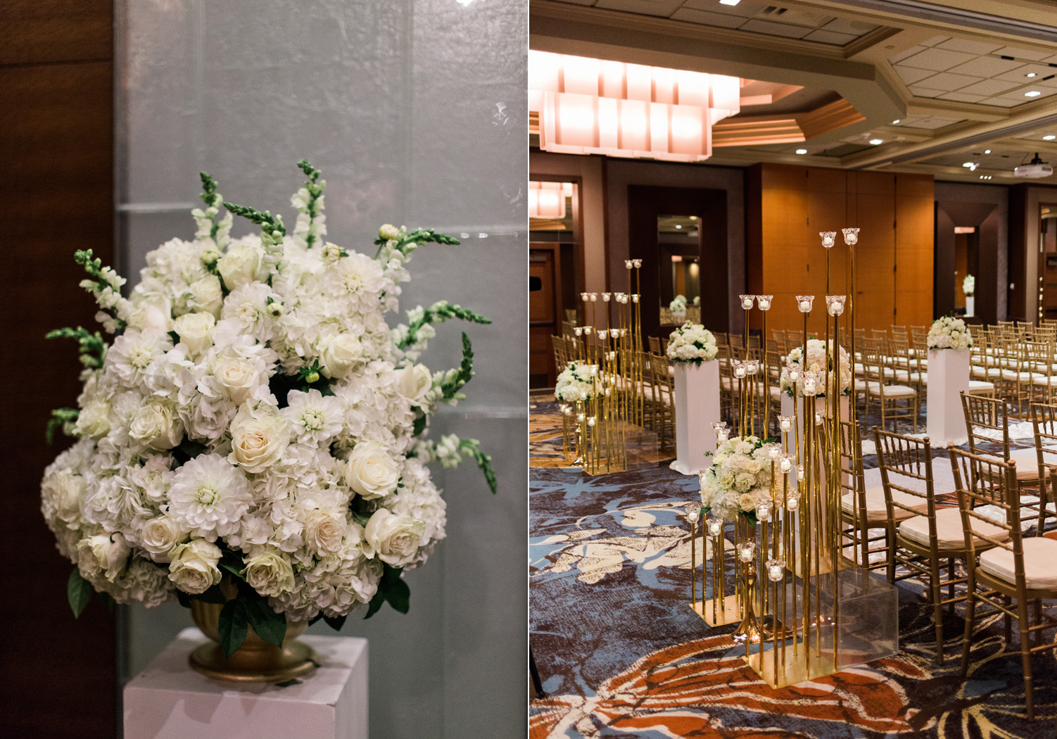 bellevue club wedding ballroom gold wedding.jpg