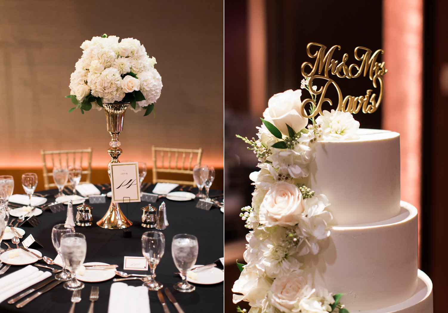 bellevue club washington wedding buttercream cake elegant wedding.jpg