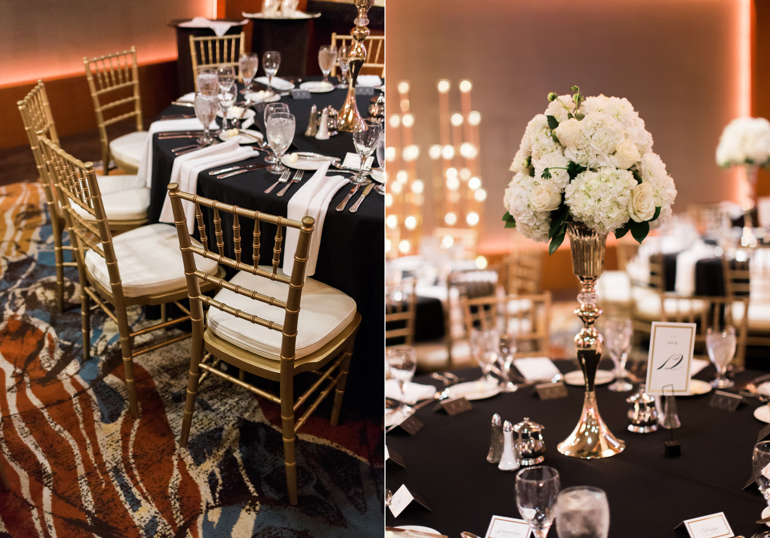 bellevue club washington gold wedding reception.jpg